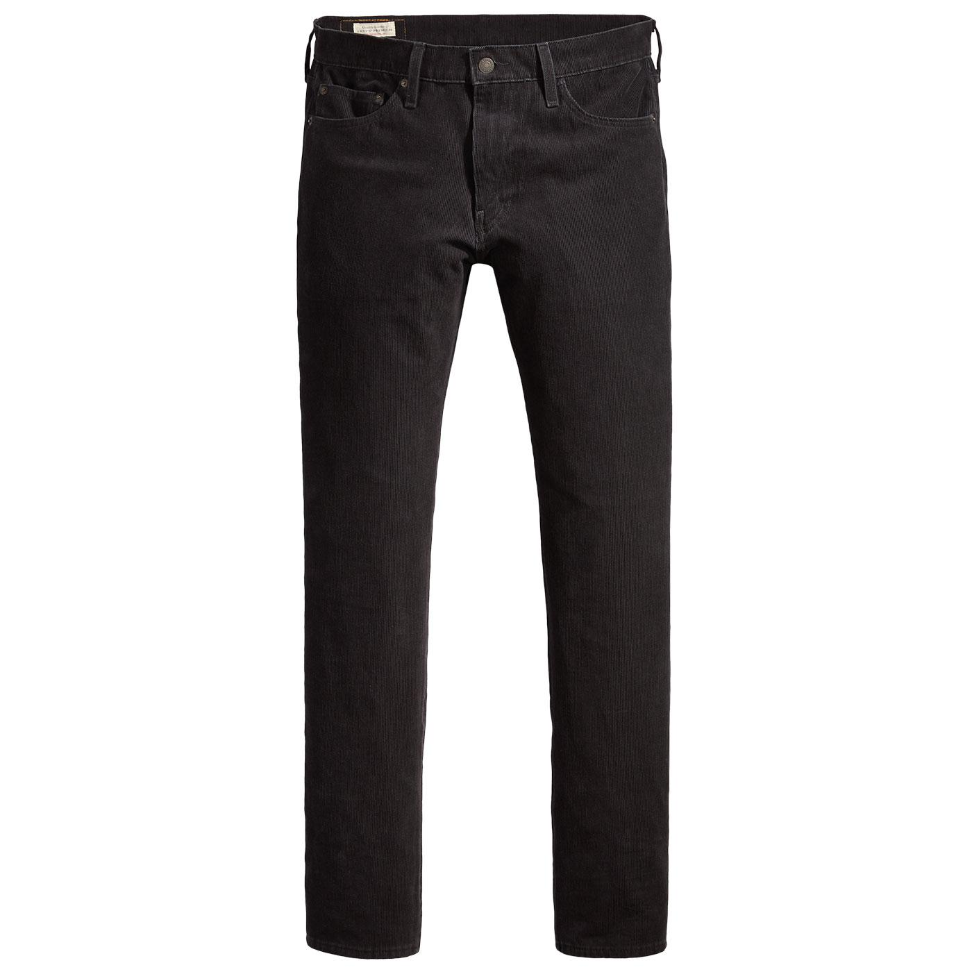 LEVI'S 511 Retro Slim Stretch Cord Jeans (Caviar)