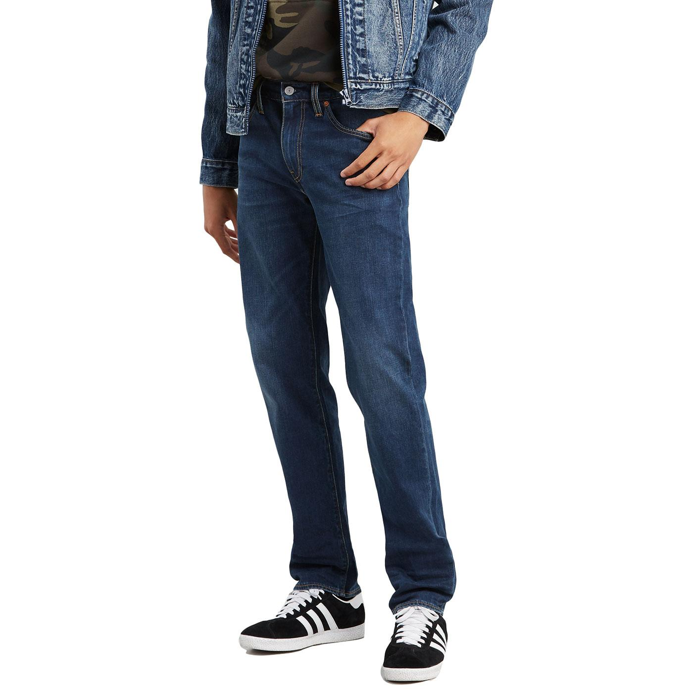 LEVI'S 511 Slim Retro Denim Jeans (Adriatic Adapt)