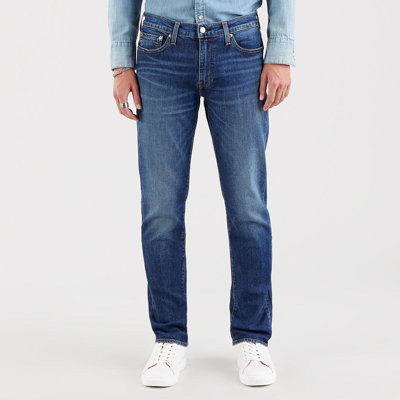 LEVI'S 511 Slim Retro Jeans (Band Wagon Adv)