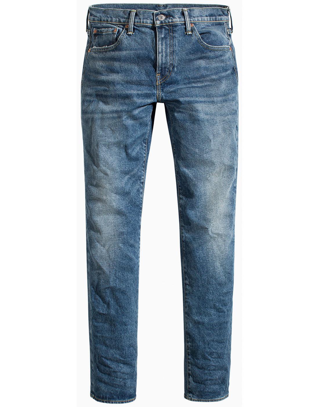 LEVI'S 511 Men's Retro Mod Slim Denim Jeans BIBBY