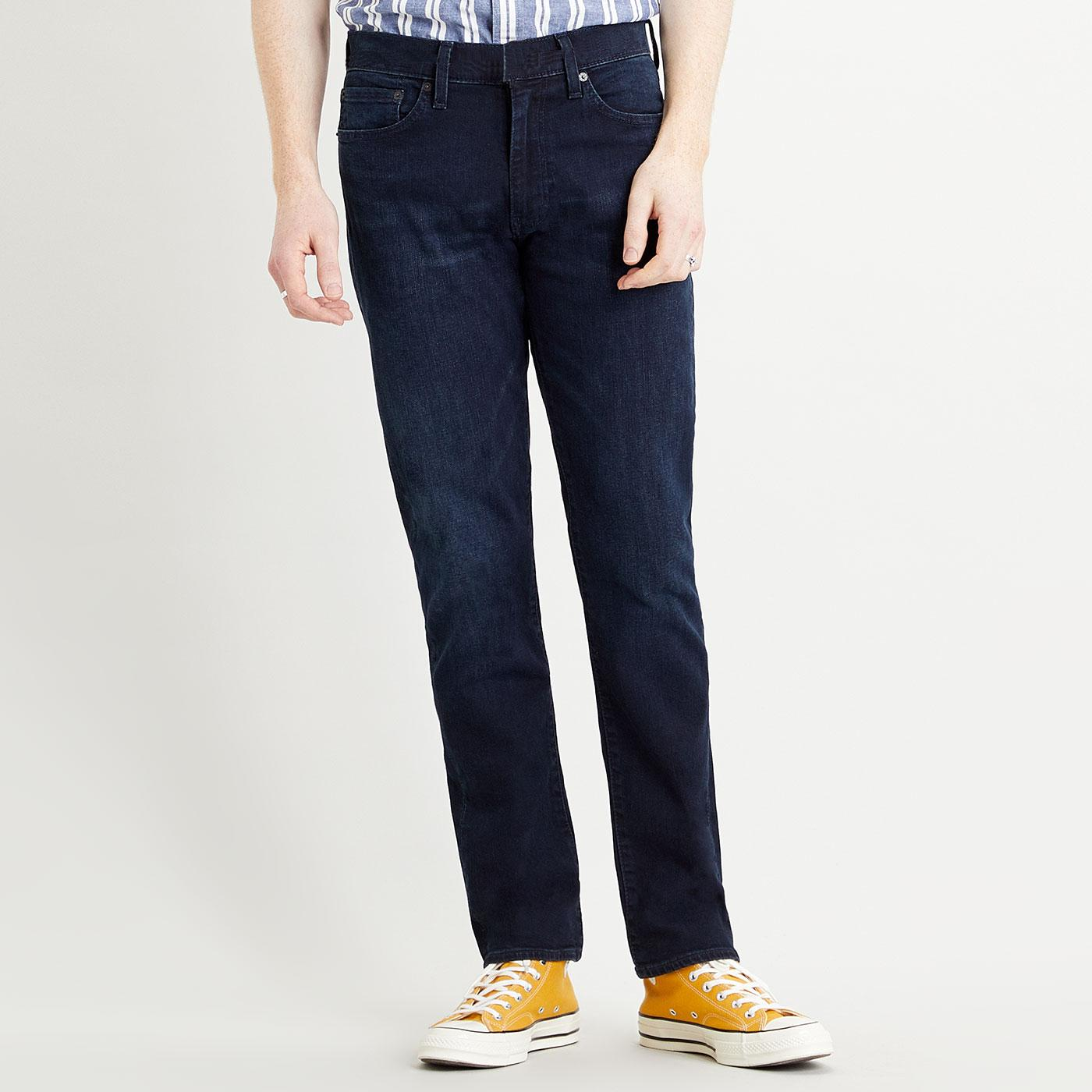 LEVI'S 511 Slim Dark Denim Jeans (Blue Ridge Adv)