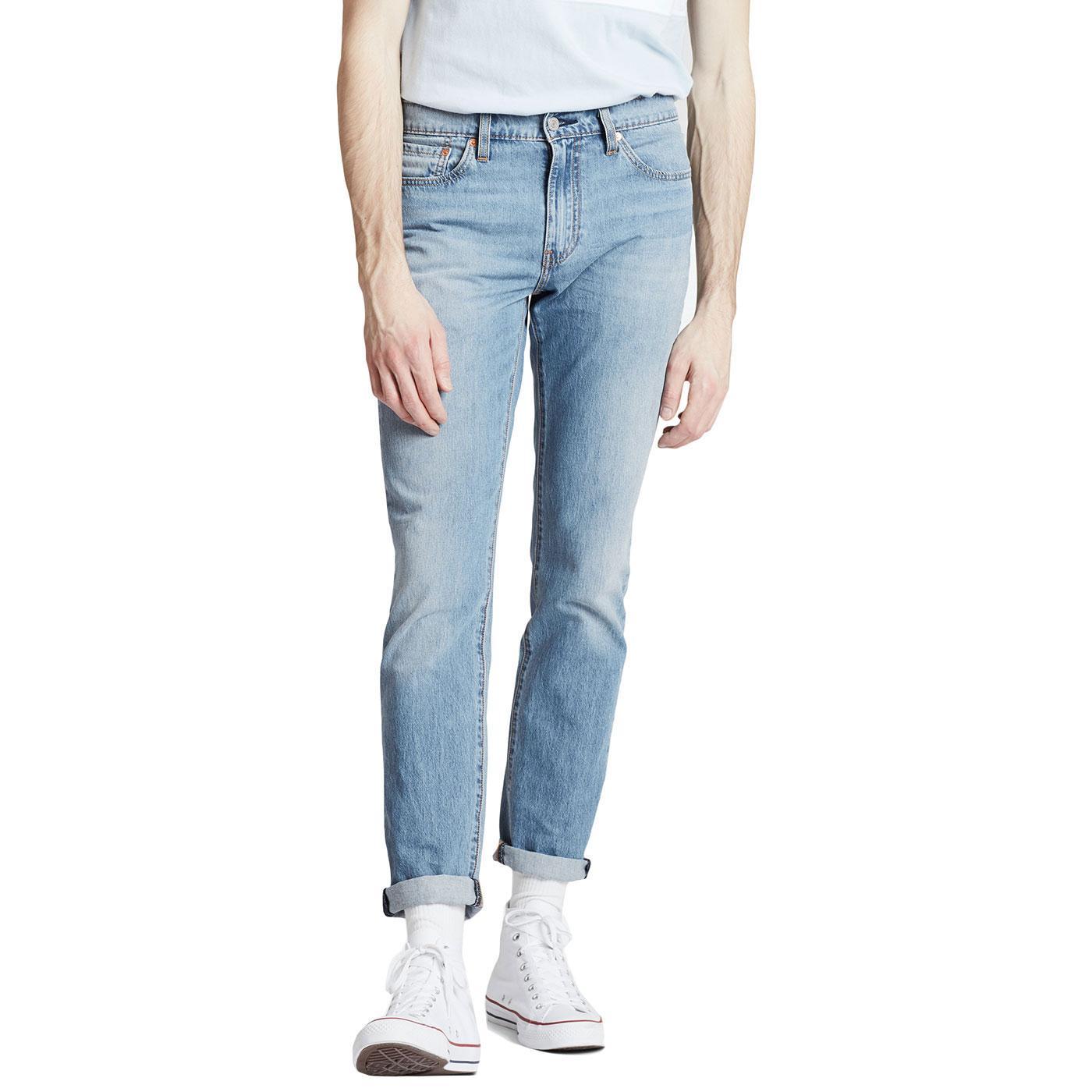 LEVI'S 511 Retro Mod Slim Jeans (Nurse Warp Cool)