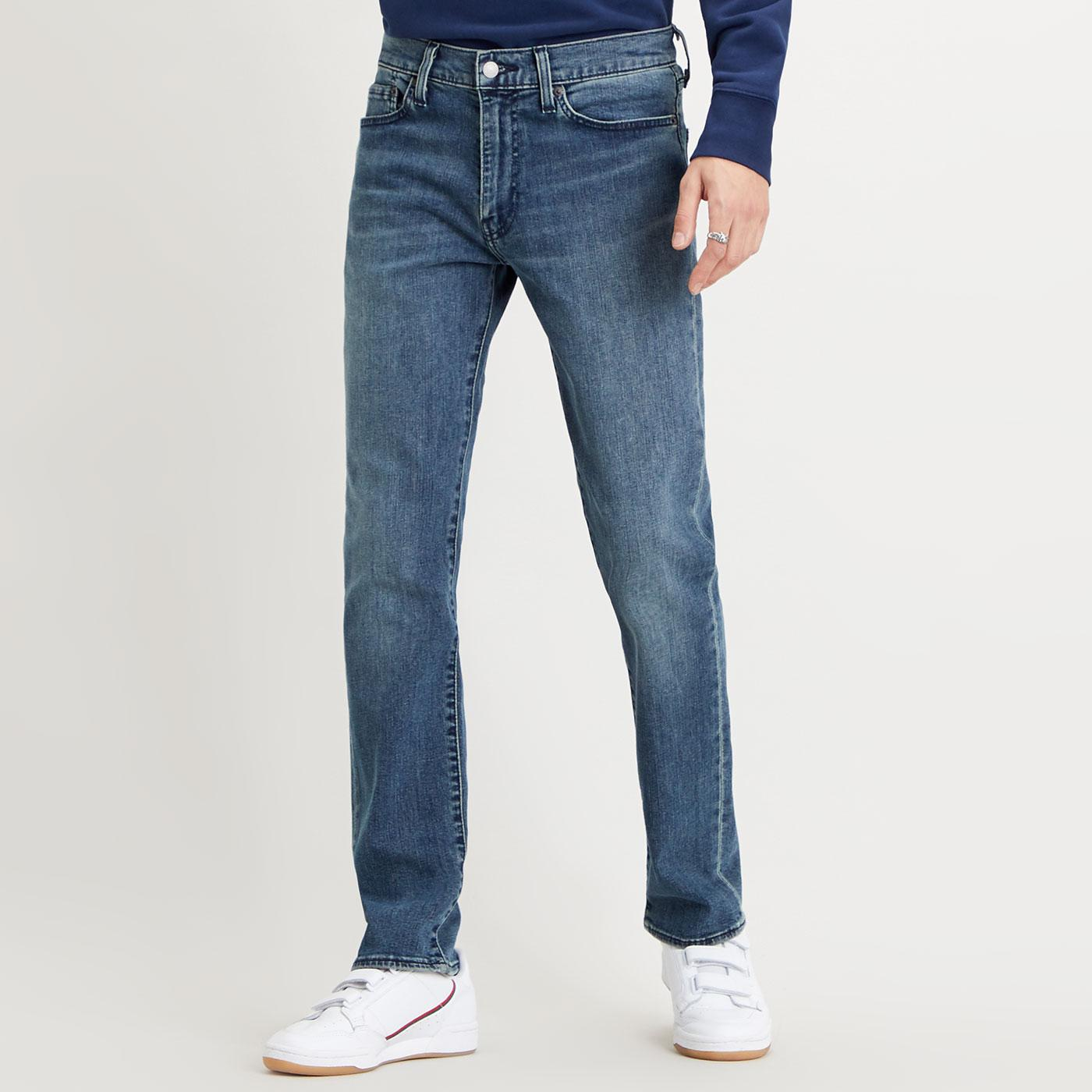 LEVI'S 511 Men's Retro Mod Slim Jeans (Rain Fly)