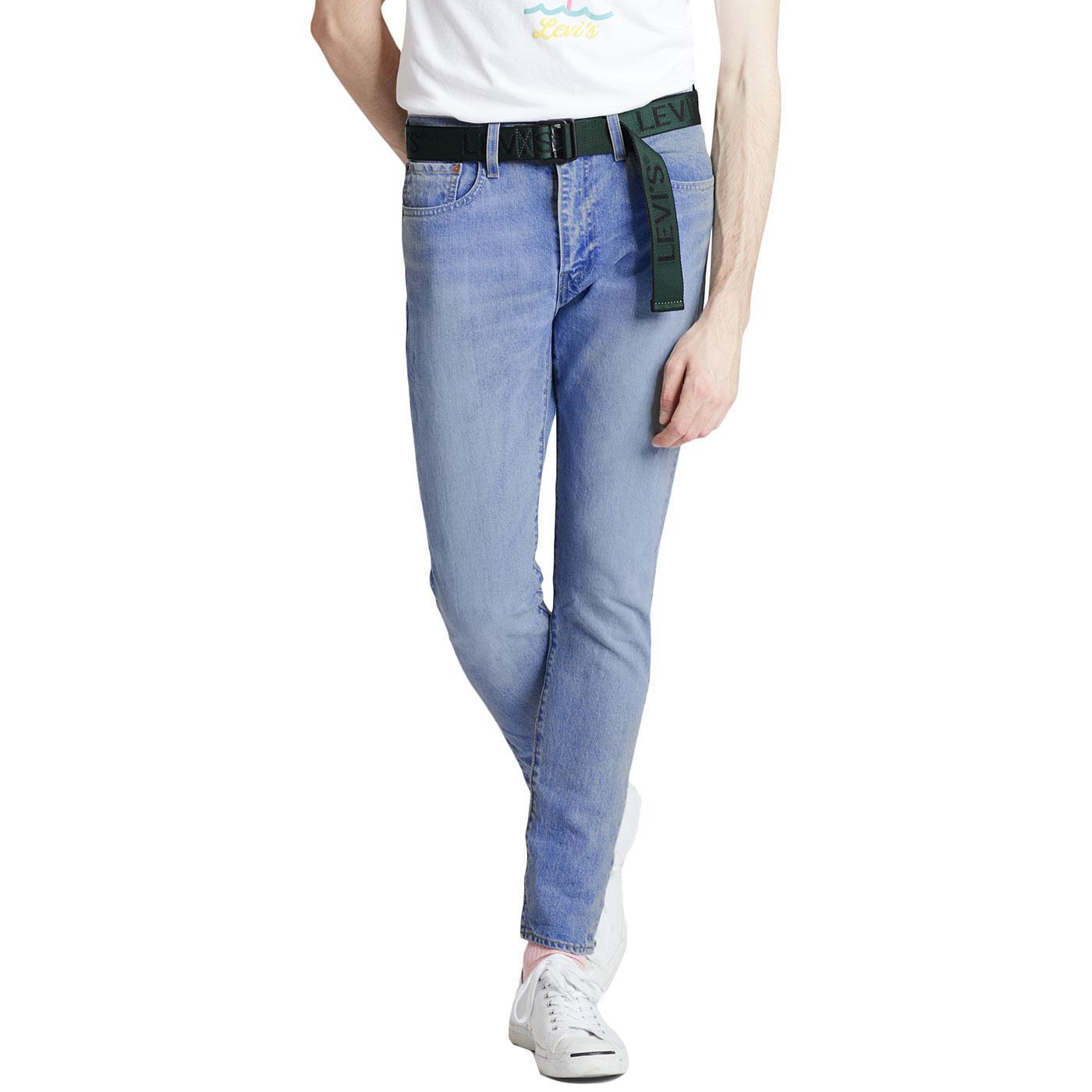 LEVI'S 512 Slim Taper Denim Jeans (Cedar Light)