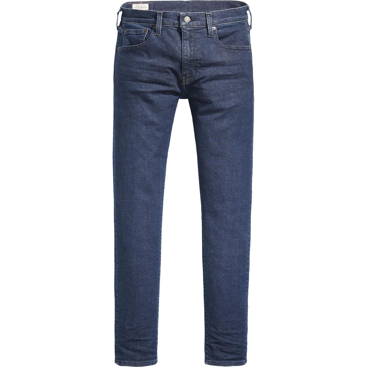 LEVI'S 512 Slim Taper Denim Jeans SAGE NIGHTSHINE