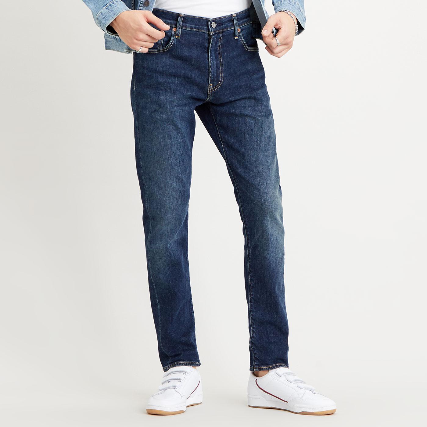 LEVI'S 512 Slim Taper Denim Jeans (Brimstone Adv)