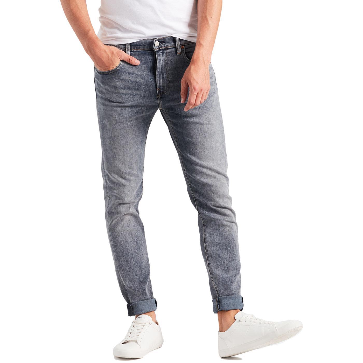LEVI'S 512 Slim Taper Denim Jeans - DESPACITO ADV