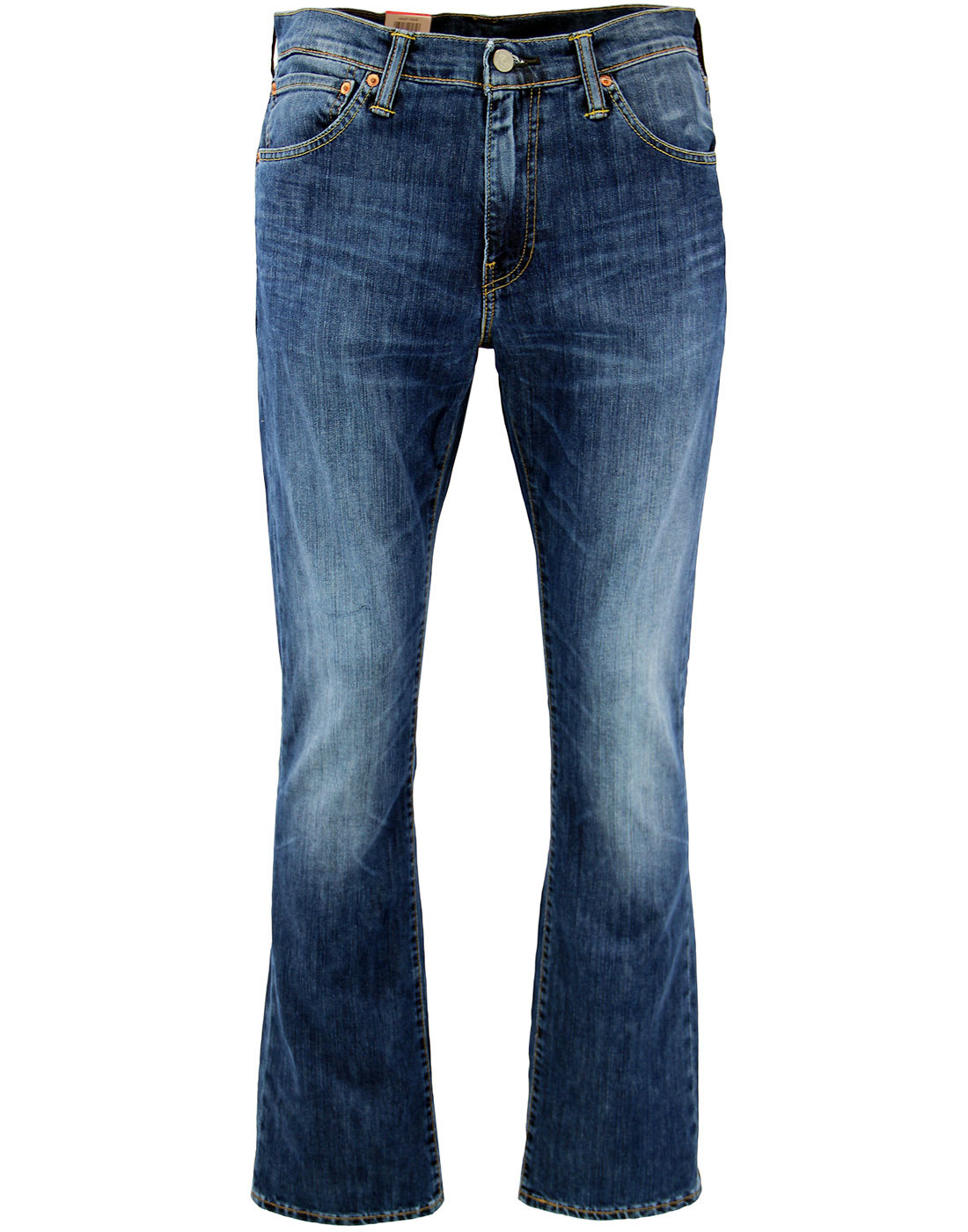 LEVI'S® 527 Mod Slim Bootcut Jeans Mostly Mid Blue