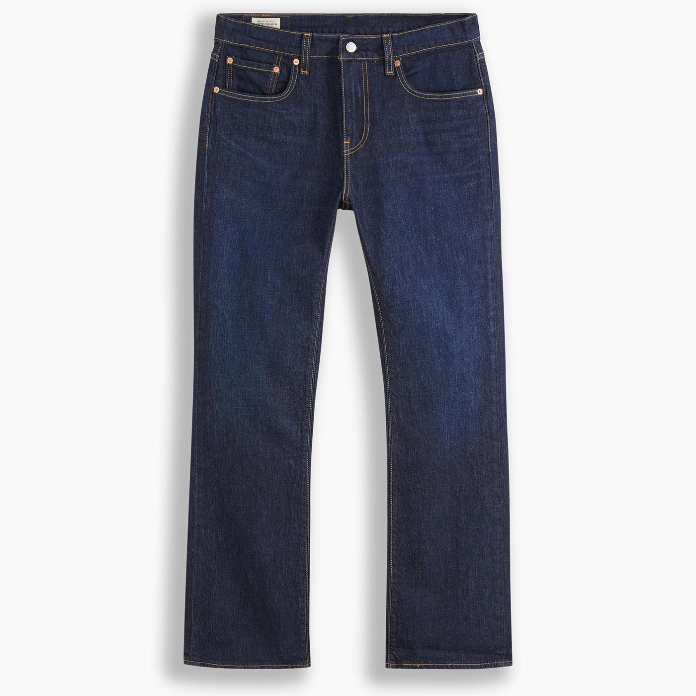 LEVI'S 527 Retro Slim Bootcut Jeans (Feelin Right)