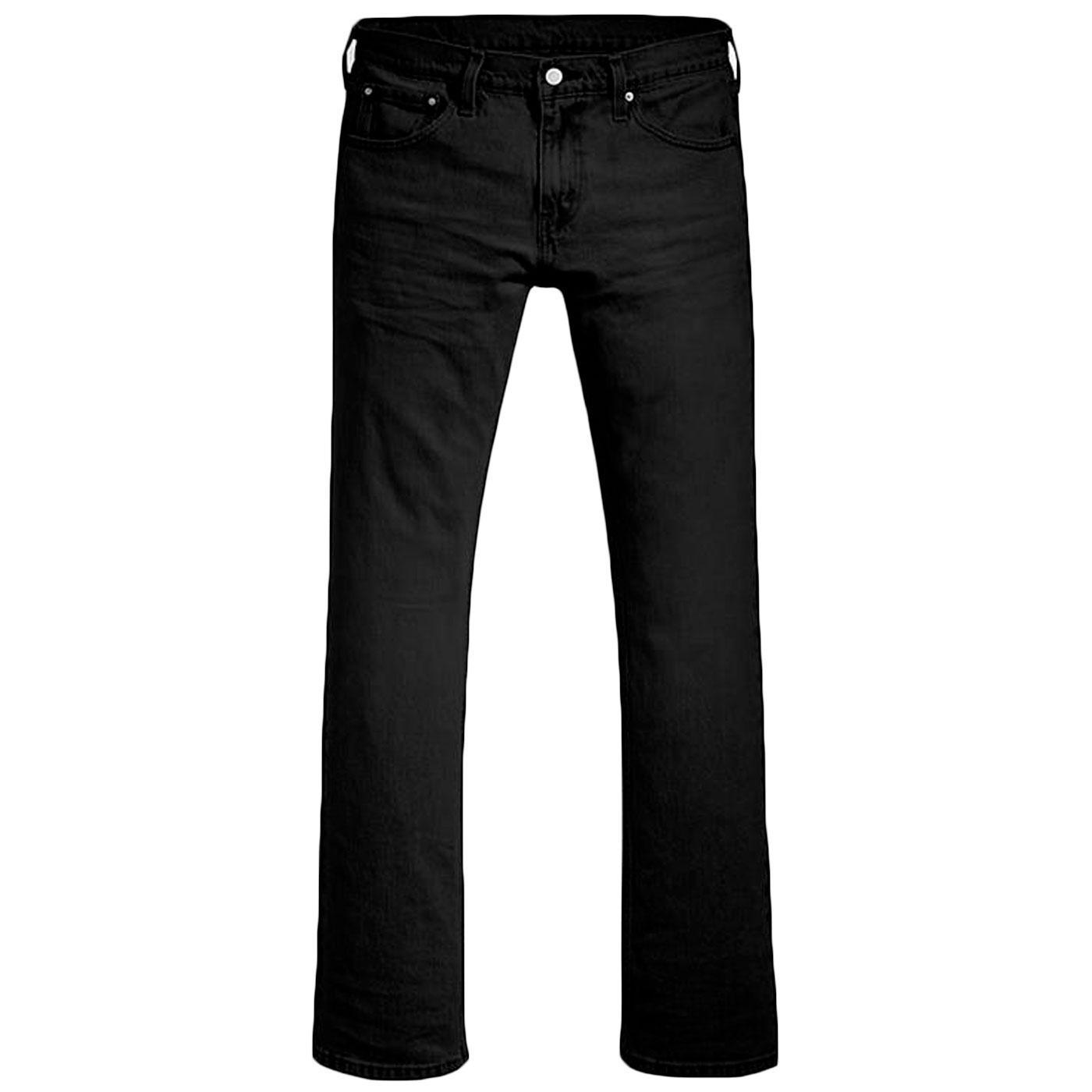 LEVI'S 527 Retro Slim Bootcut Jeans (Nightshine)