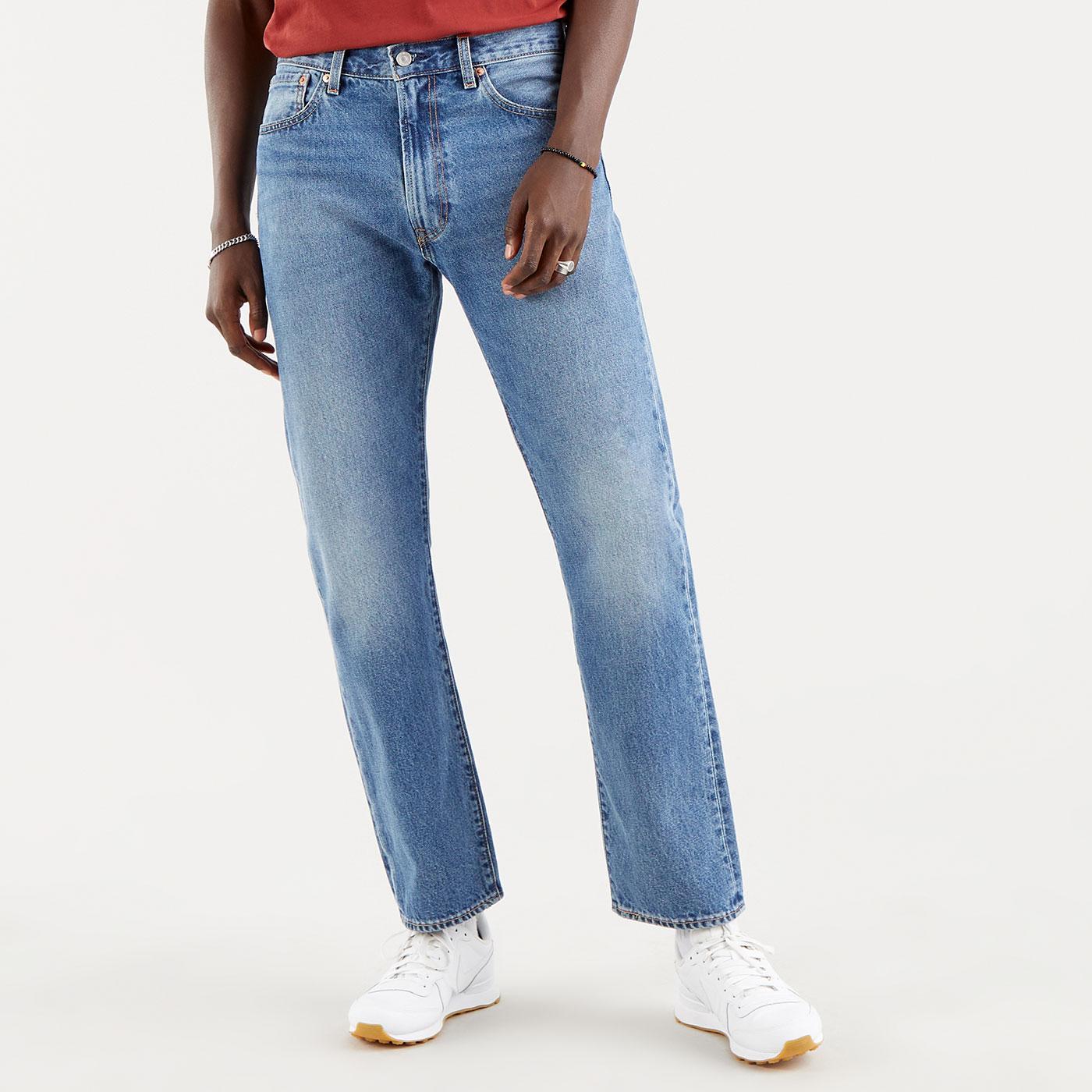 LEVI'S 551Z Authentic Straight Denim Jeans (BB)