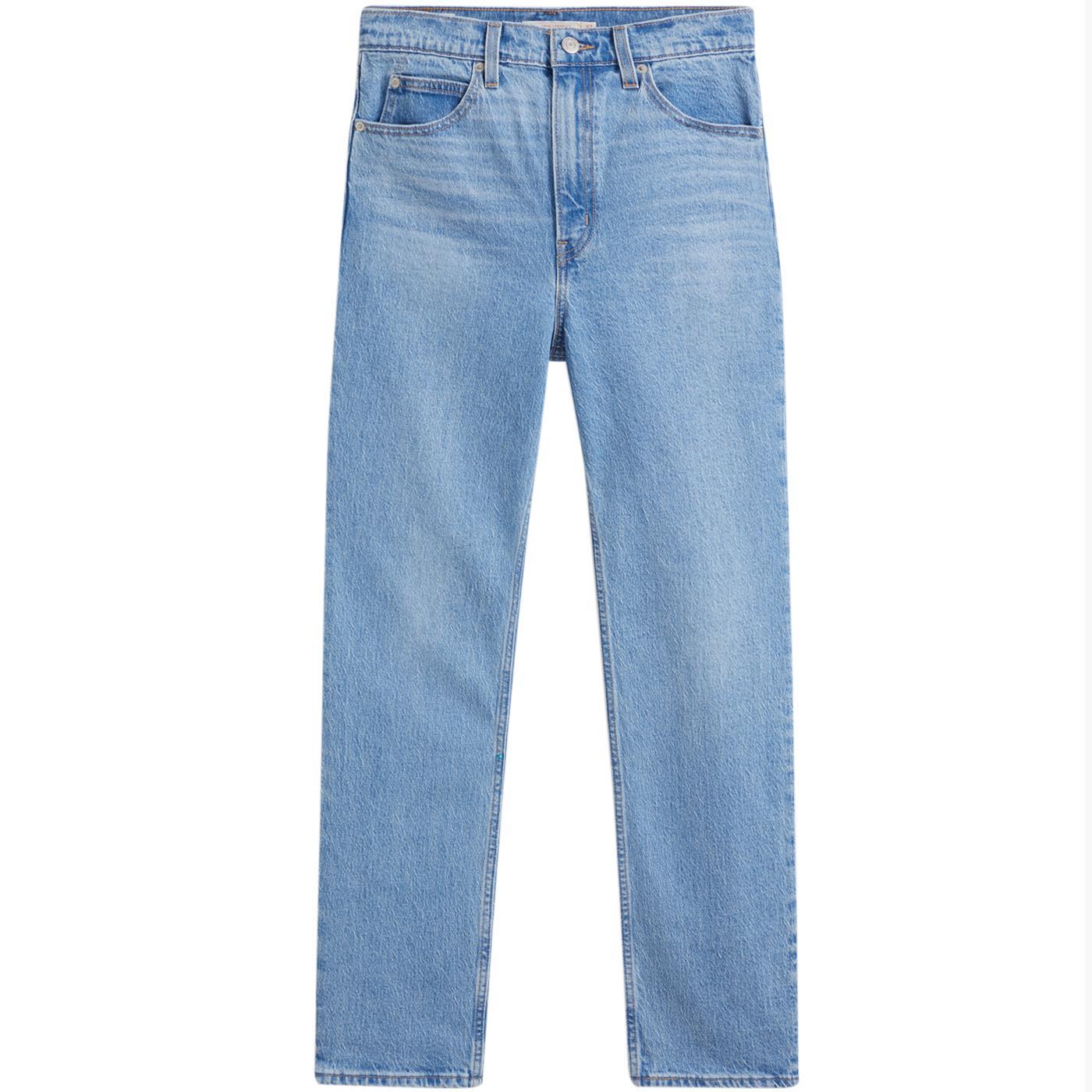 LEVI'S 70s High Slim Straight Jeans (Marin Park)