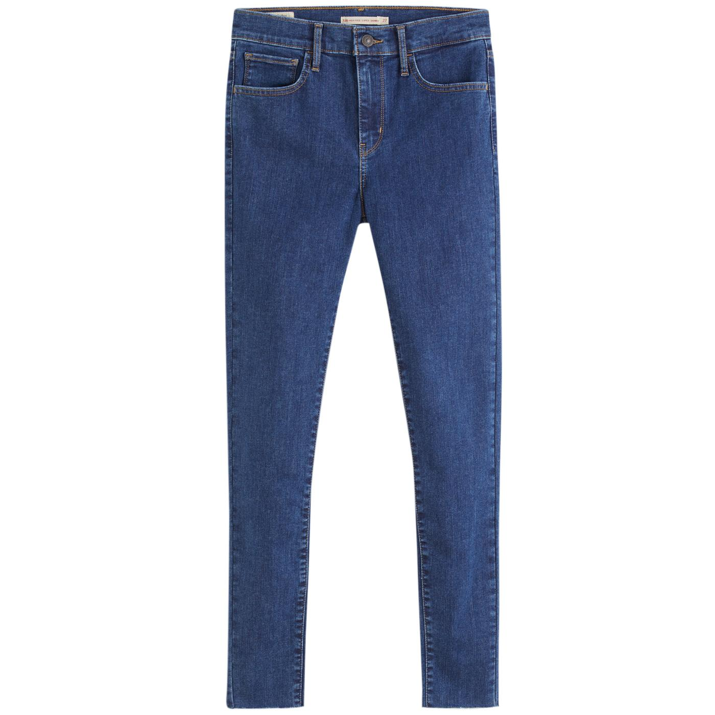 LEVI'S 720 High-Rise Super Skinny Jeans (ES)