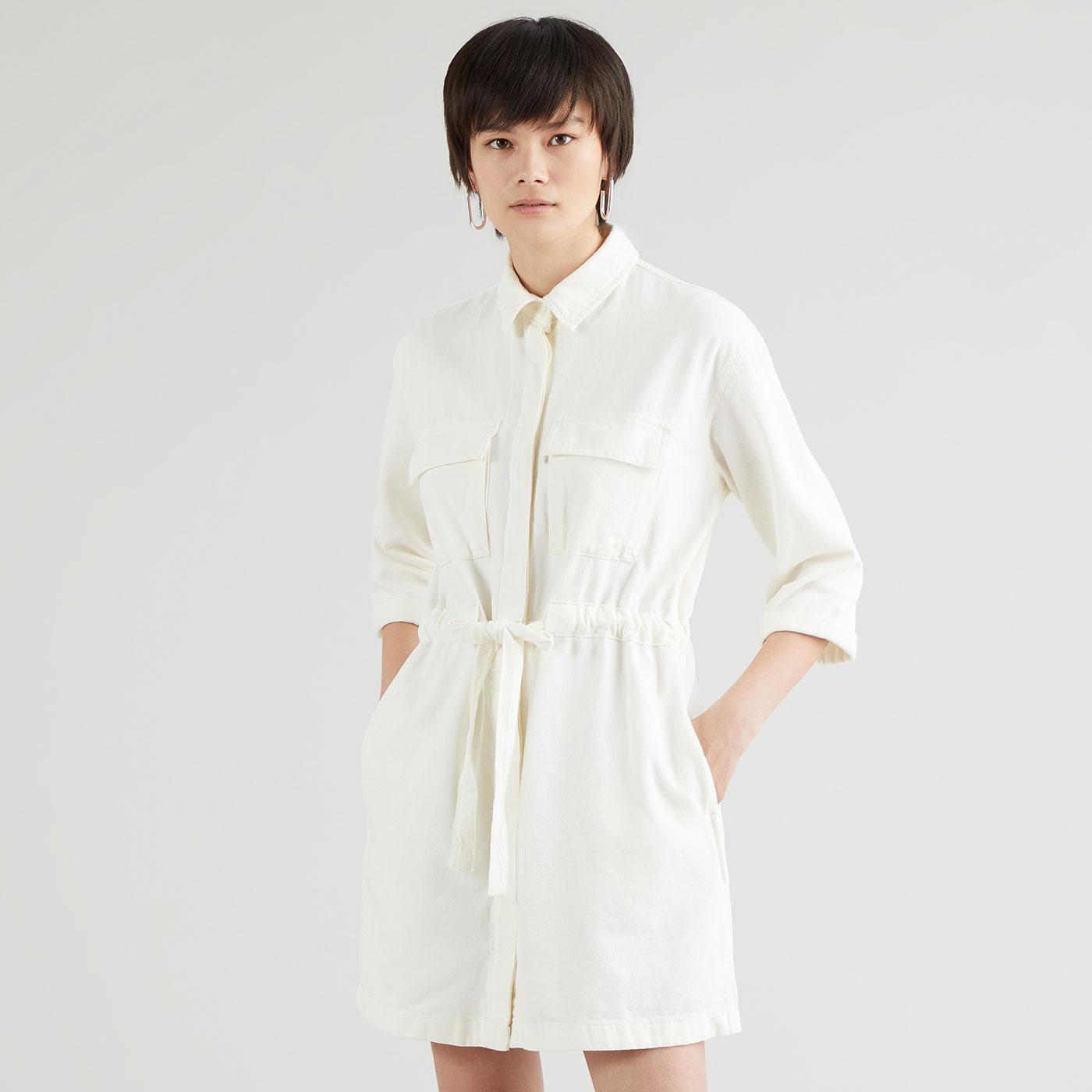 Ainsley LEVI'S Retro Workwear Utility Summer Dress