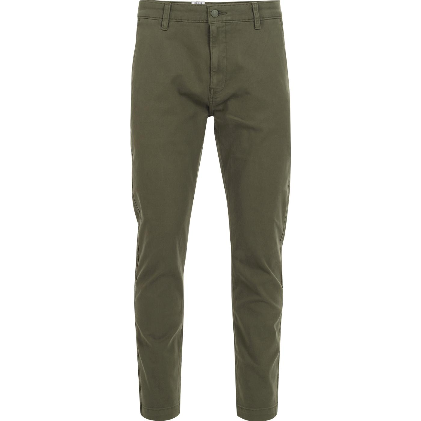 LEVI'S Standard Taper XX Chino Trousers (Olive)