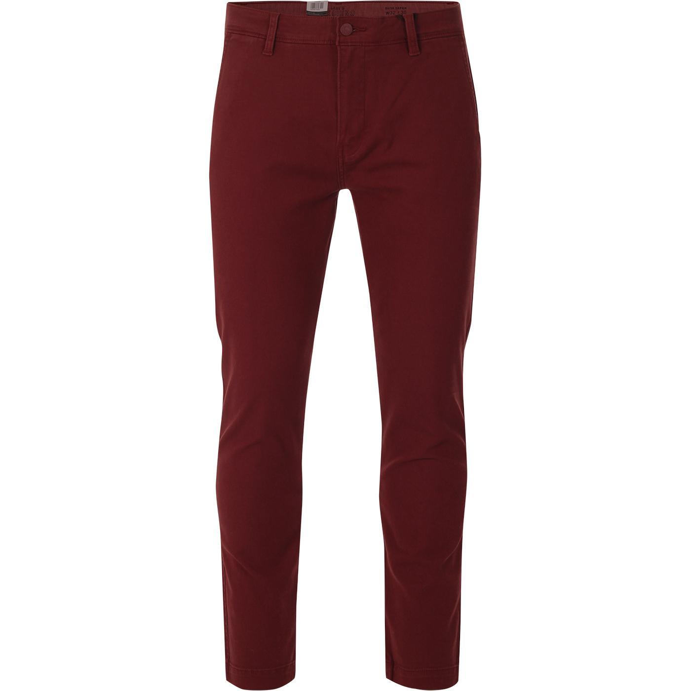 LEVI'S Slim Taper XX Men's Chino II Trousers (MB)
