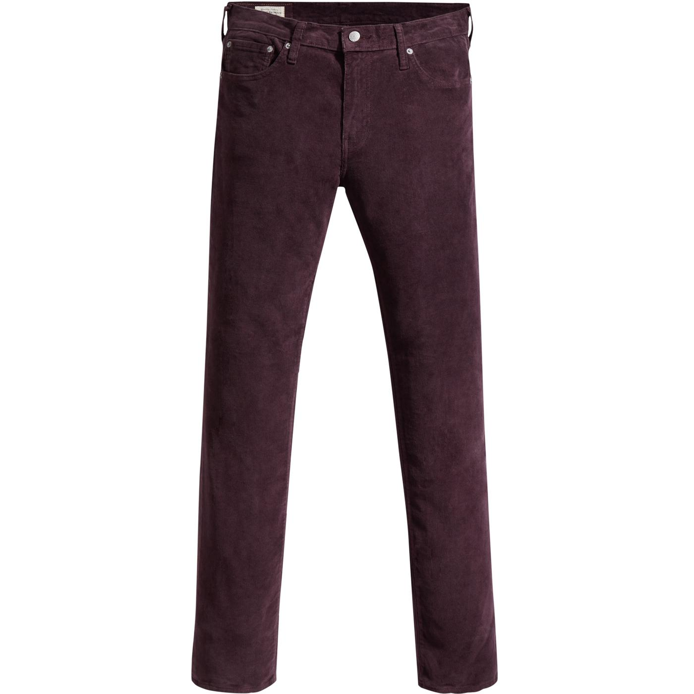 LEVI'S 511 Retro Slim 14W Cord Trousers (Bayberry)