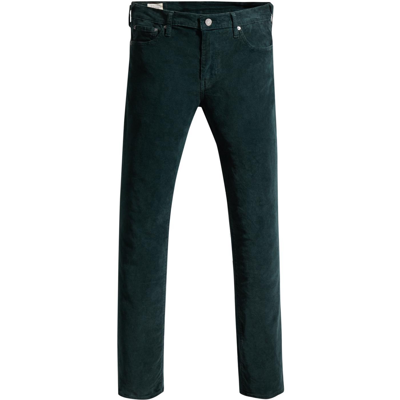 LEVI'S 511 Retro Mod Slim 14W Cord Trousers (SG)