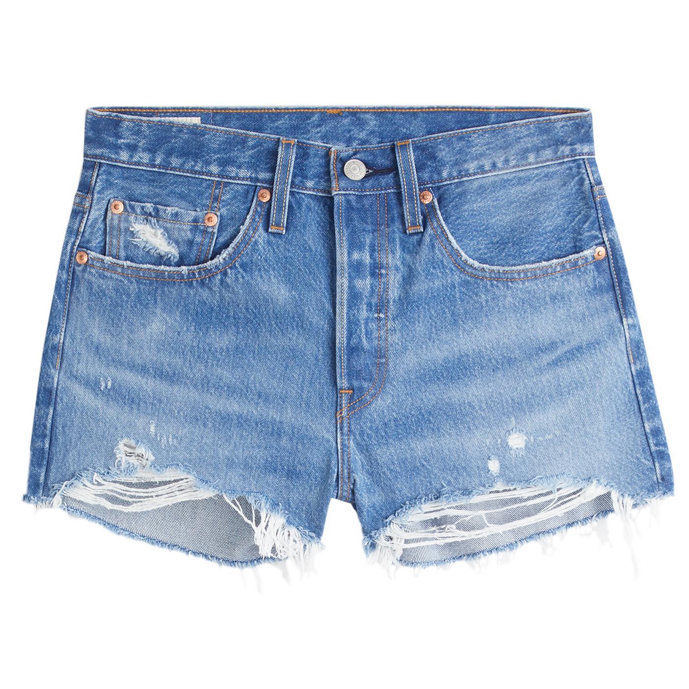 LEVI'S 501 Original Retro Shorts (Oxnard Athens)