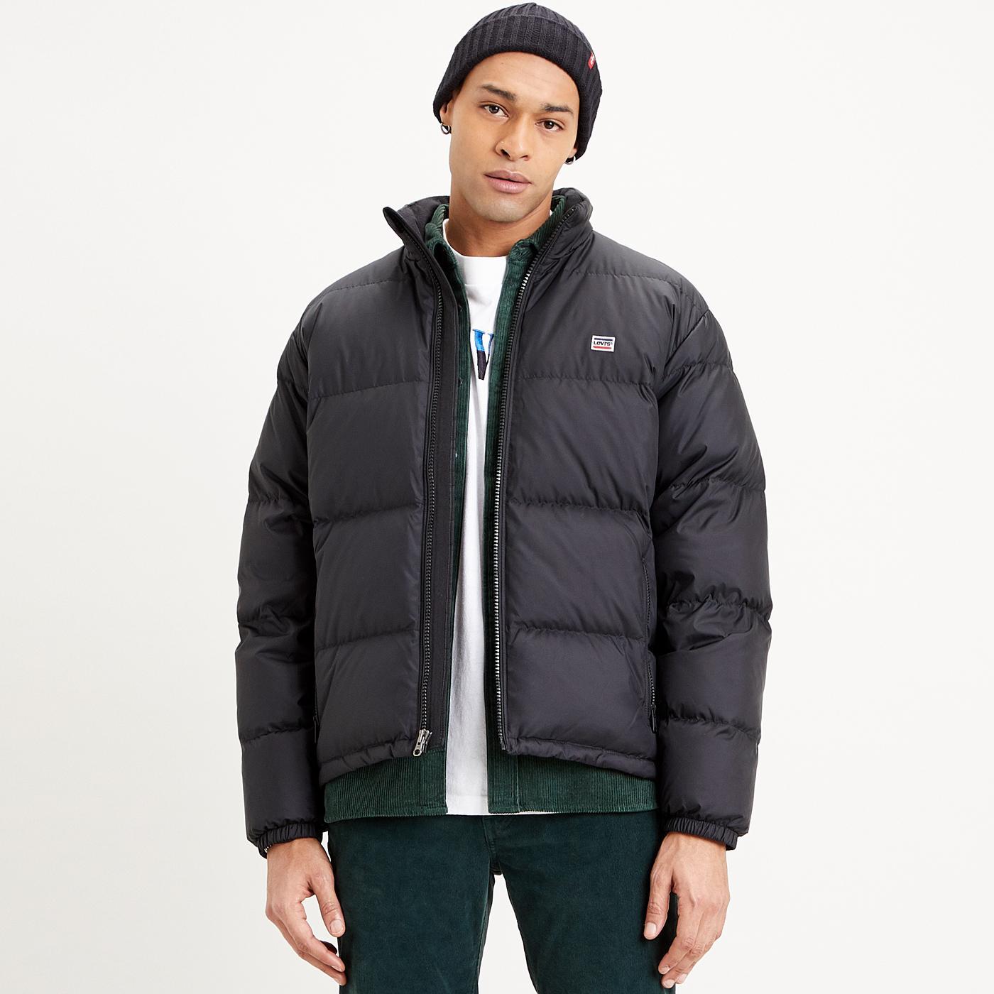 Fillmore LEVI'S Retro Down Filled Puffer Jacket JB