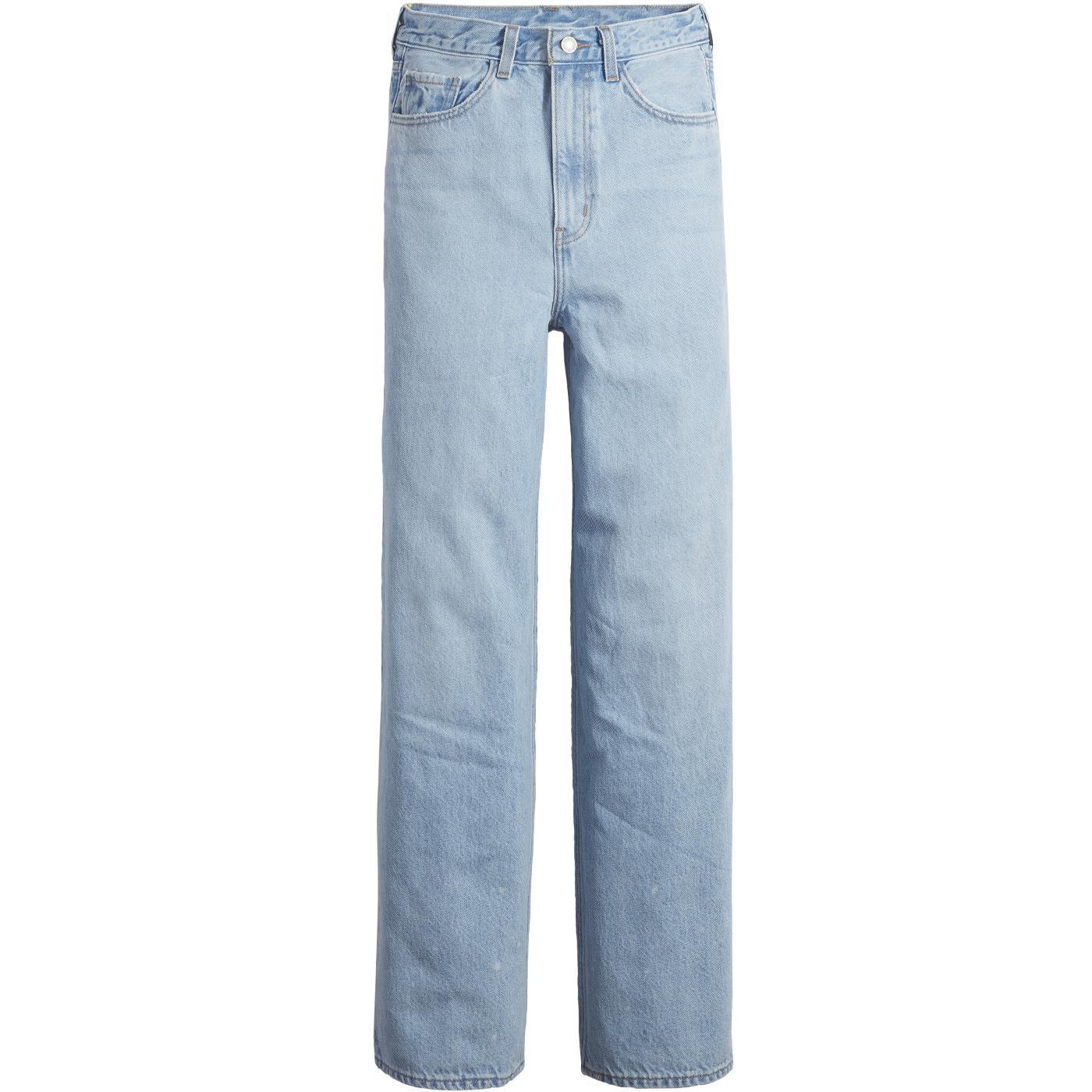 LEVI'S Women's Retro 90s High Loose Wide Leg Jeans