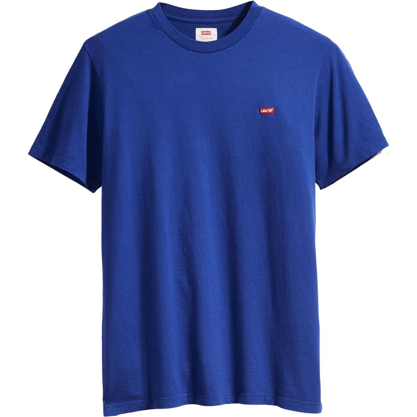 LEVI'S Original HM Small Logo Tee (Sodalite Blue)