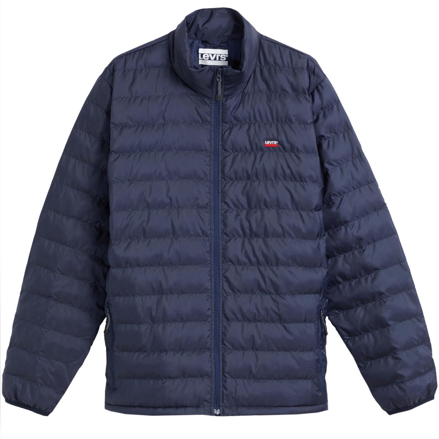 Presidio LEVI'S Retro Quilted Jacket (Peacoat)