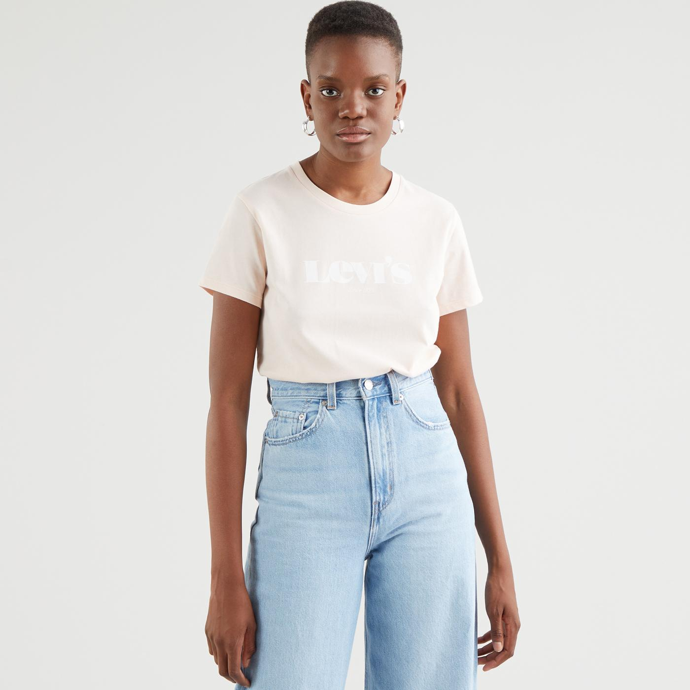 The Perfect Tee LEVI'S Modern Vintage Logo Tee SS