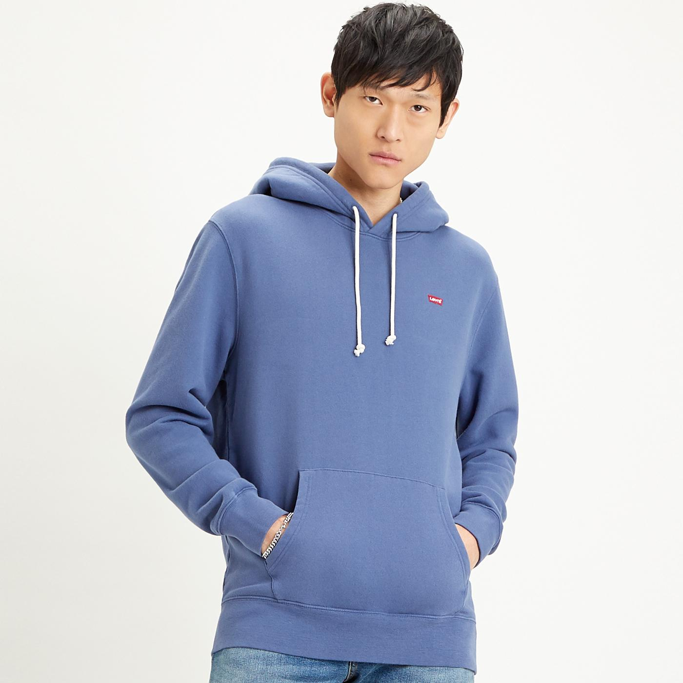 LEVI'S Original Men's Retro Hooded Sweatshirt (BI)