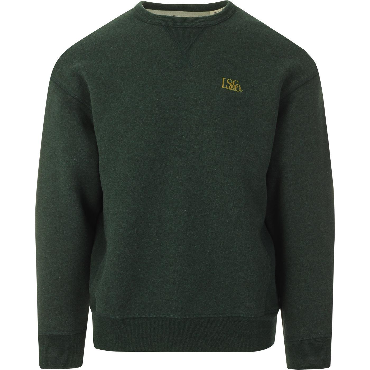 LEVI'S Premium Heavyweight Sweatshirt (Sycamore)