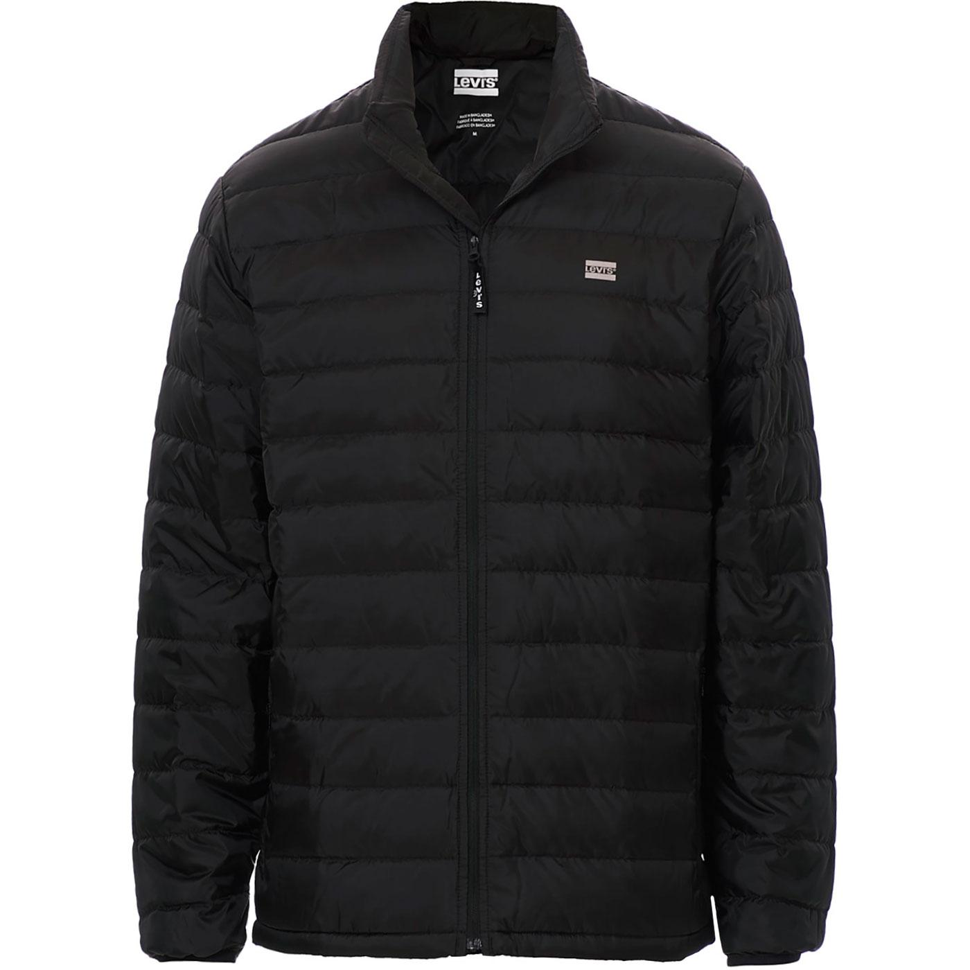 Presidio LEVI'S Retro Packable Quilted Jacket (B)