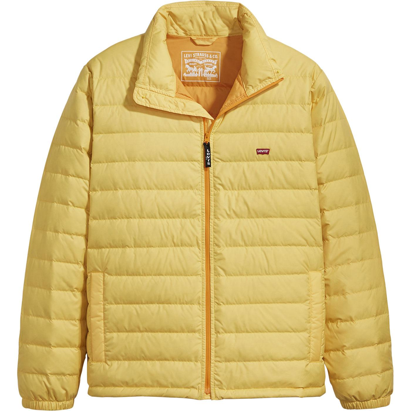 LEVI'S Down Dehon Puffer Jacket - Golden Apricot