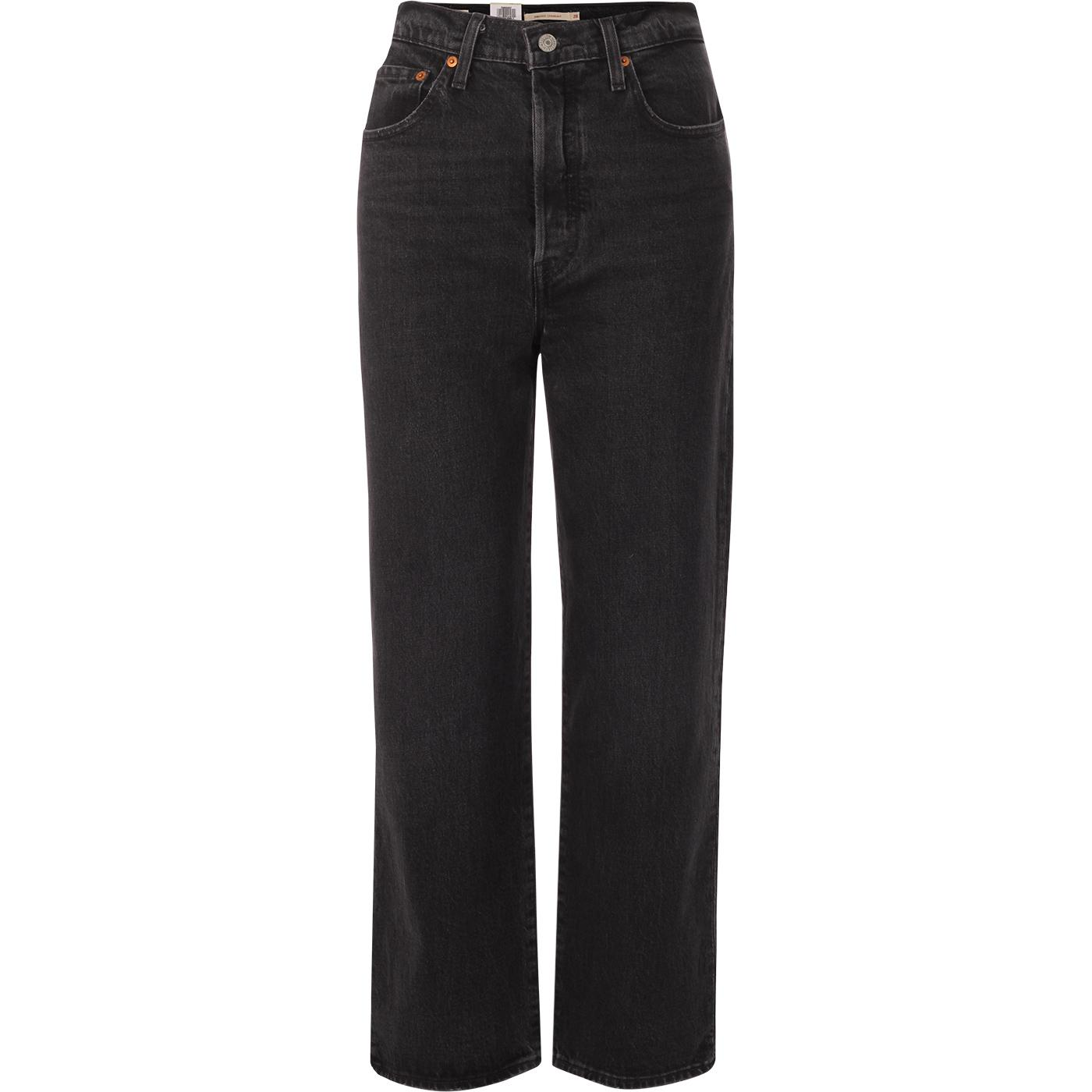 LEVI'S Ribcage Straight Ankle Jeans (Feelin Cagey)