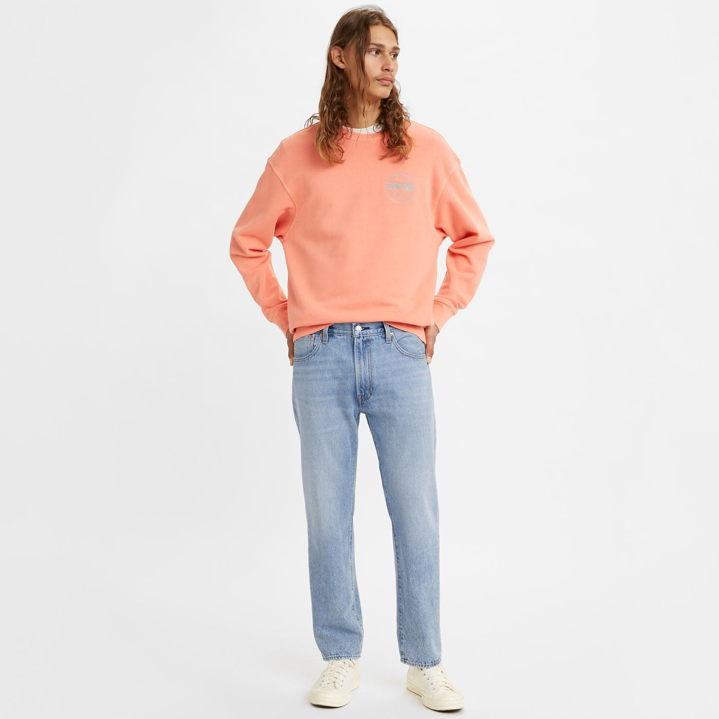 LEVI'S 551Z Authentic Straight Cropped Jeans (D)