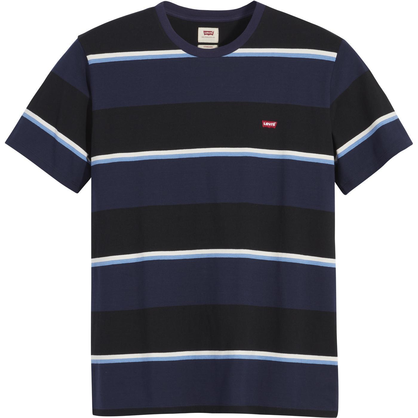 LEVI'S Original HM Men's Retro Stripe Tee (OP)