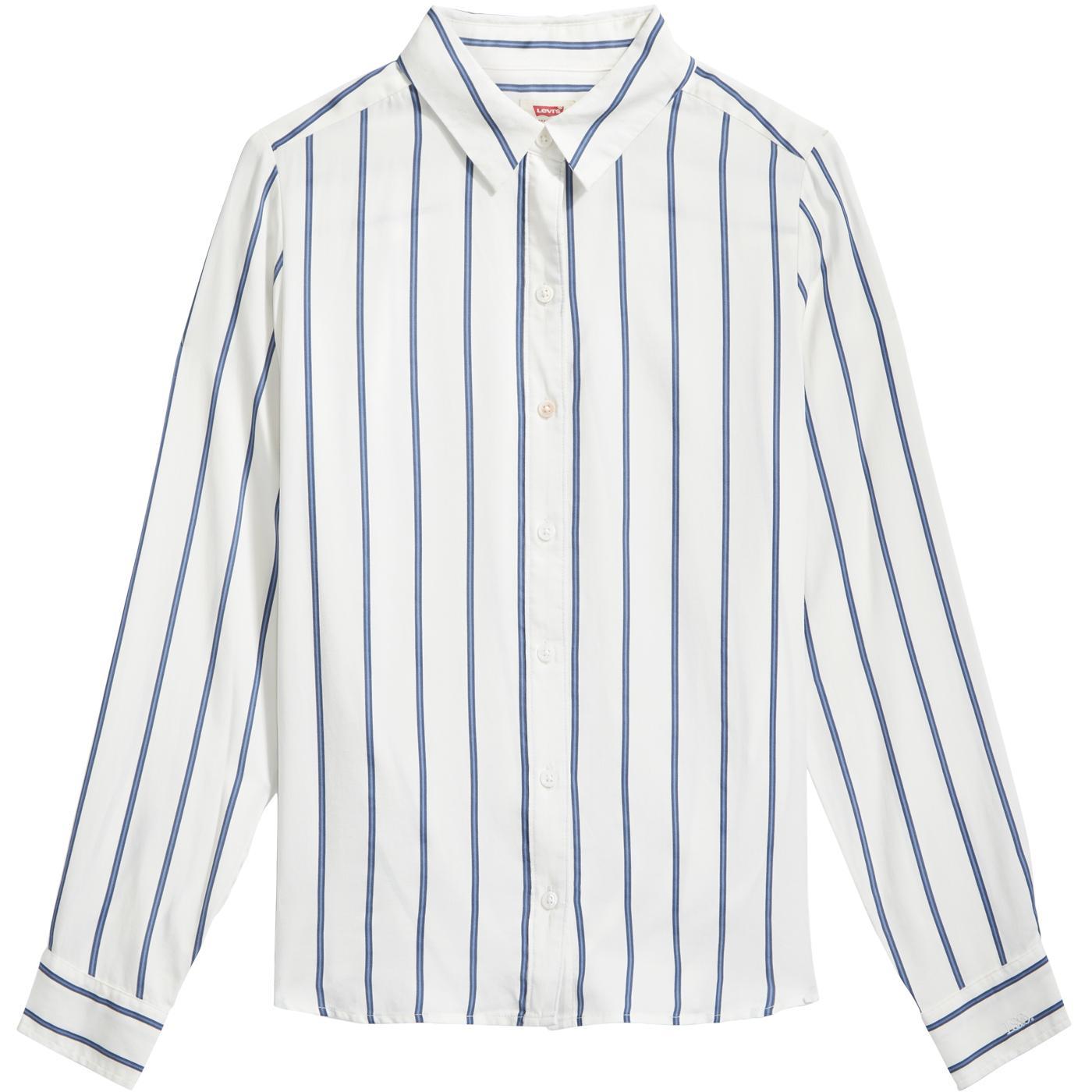 LEVI'S Women's Retro Stripe Classic Shirt (SRST)