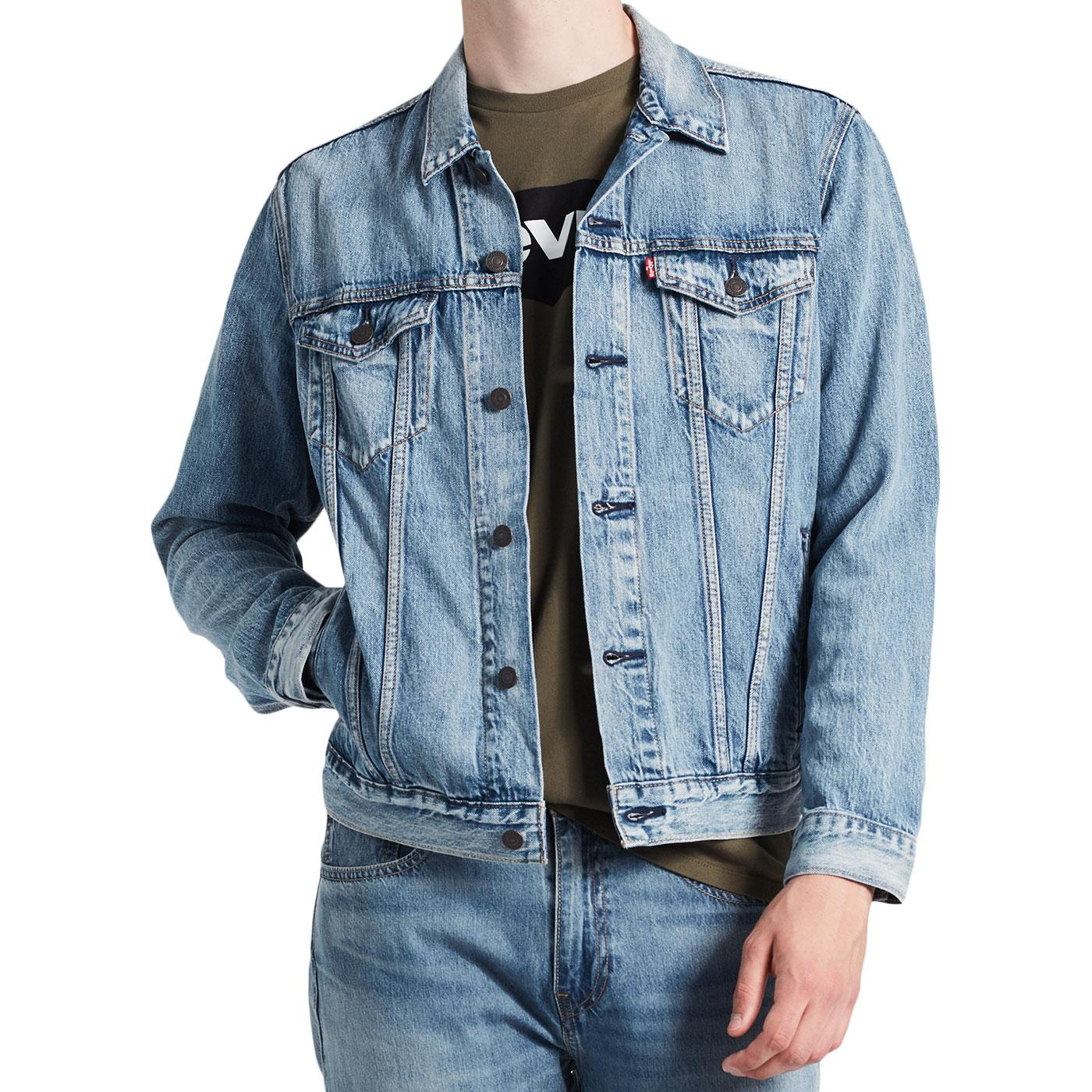 The Trucker LEVI'S Retro Denim Jacket (Killebrew)