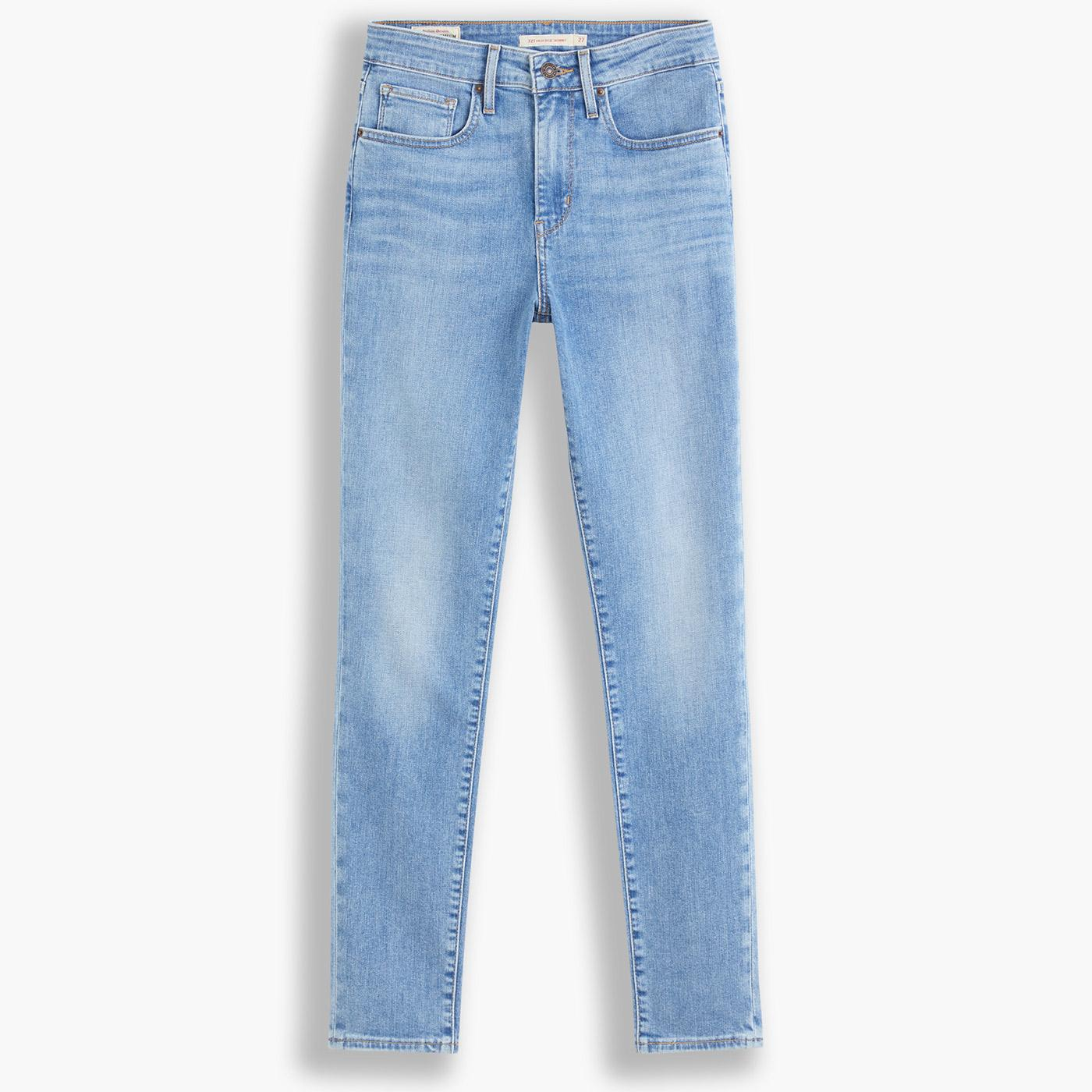LEVI'S 721 High Rise Skinny Jeans (Don't Be Extra)
