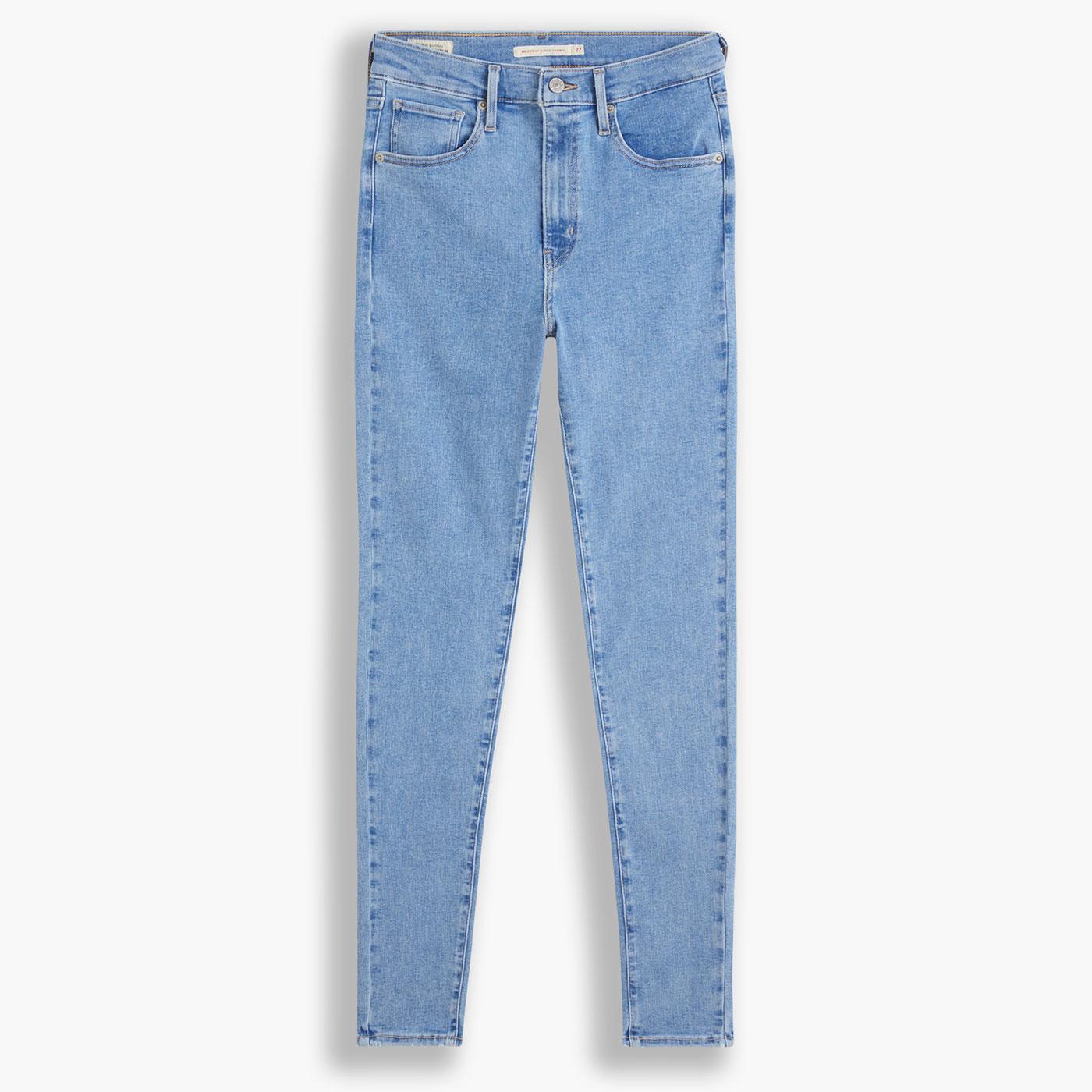 LEVI'S Mile High Women's Super Skinny Jeans (NS)