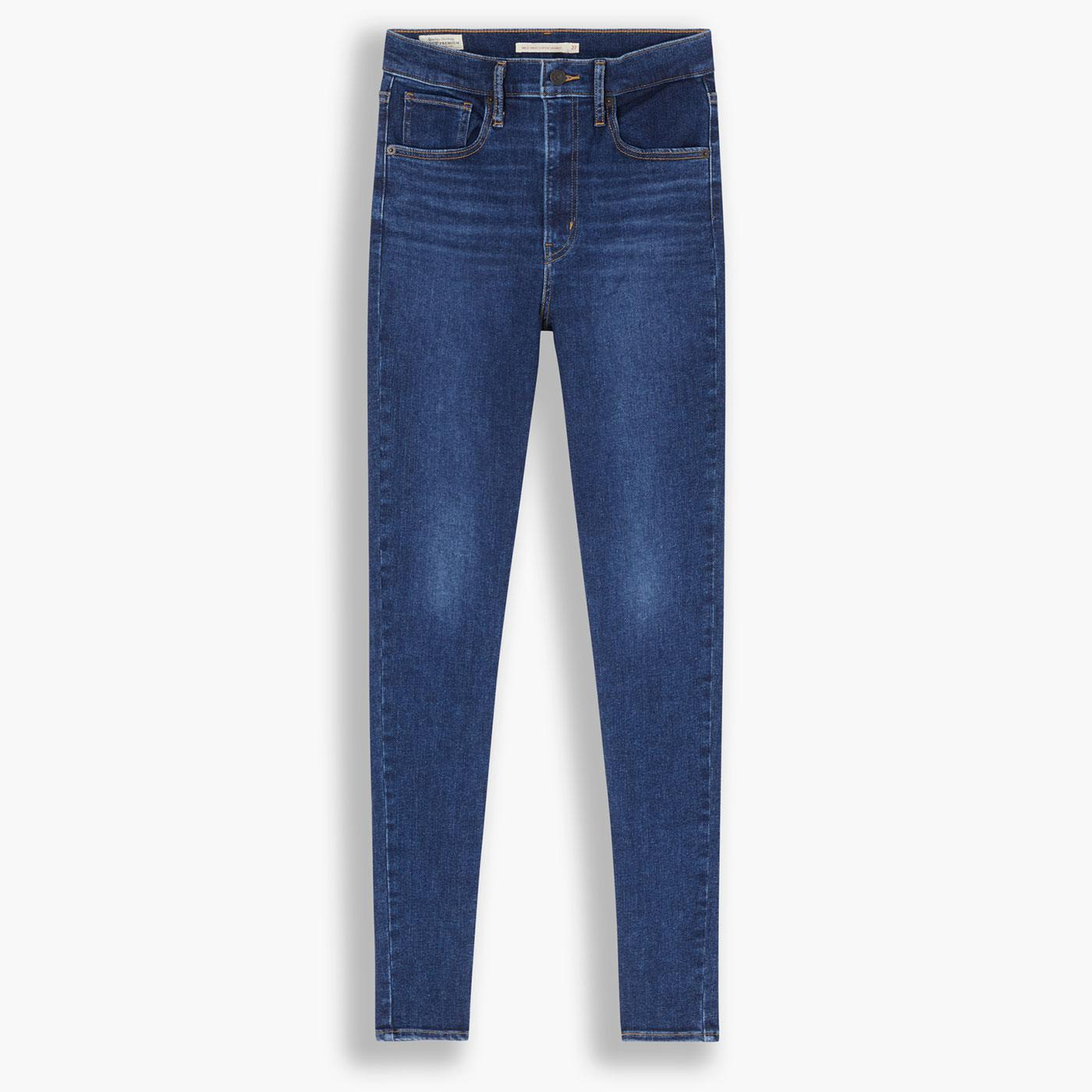 LEVI'S Mile High Women's Super Skinny Jeans (RIC)