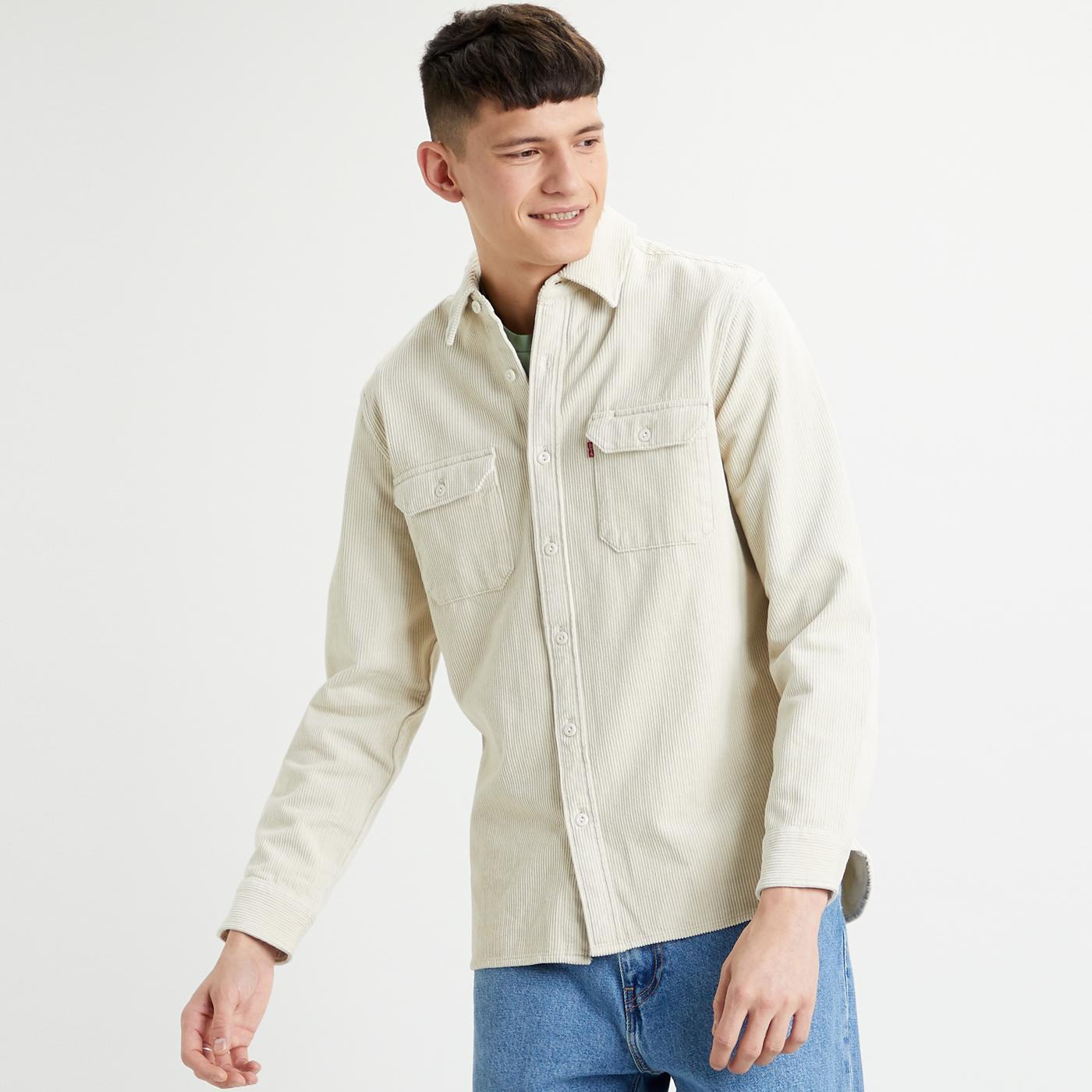 Jackson LEVI'S Retro Cord Worker Over Shirt (AM)