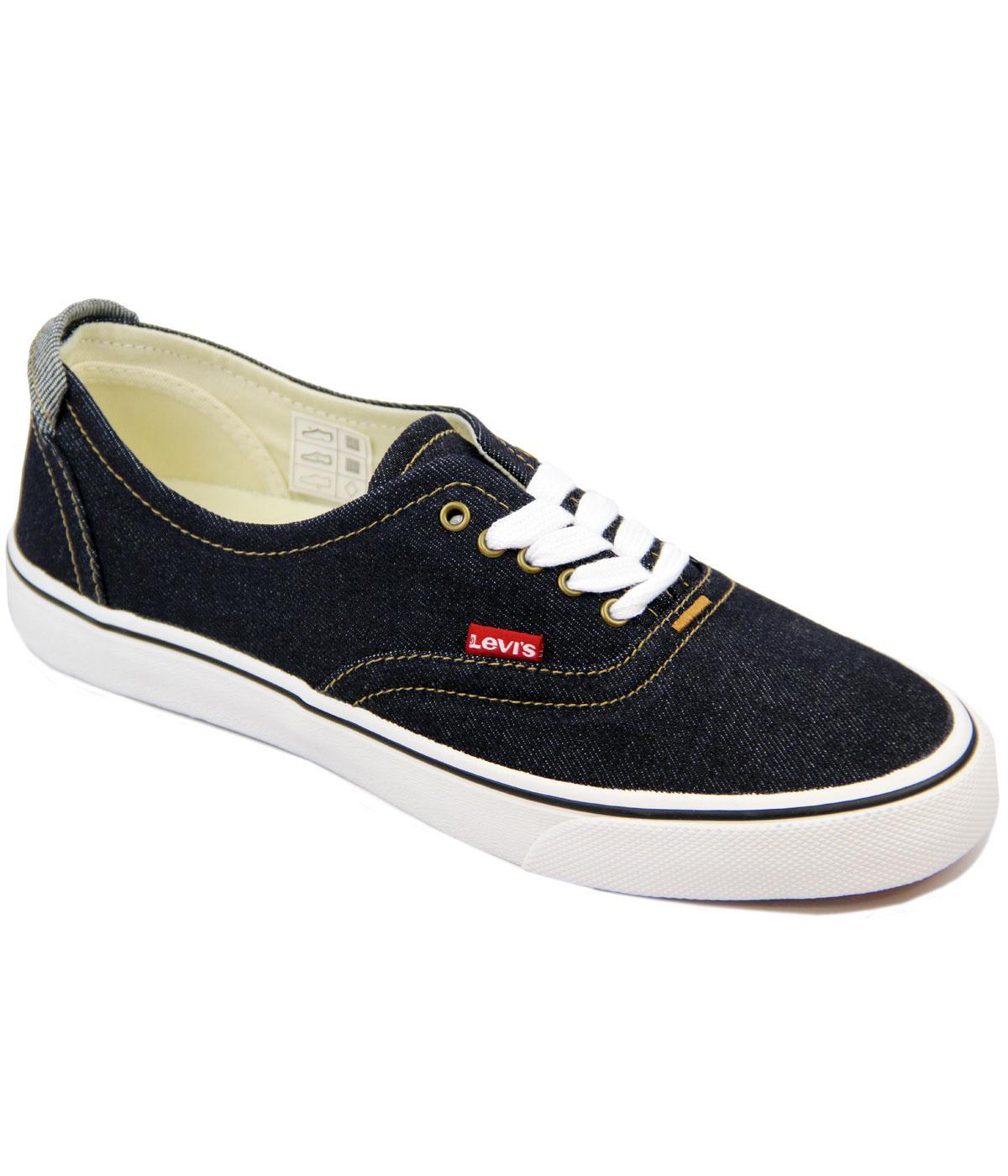 Levi's® Original Red Tab Retro Denim Sneakers