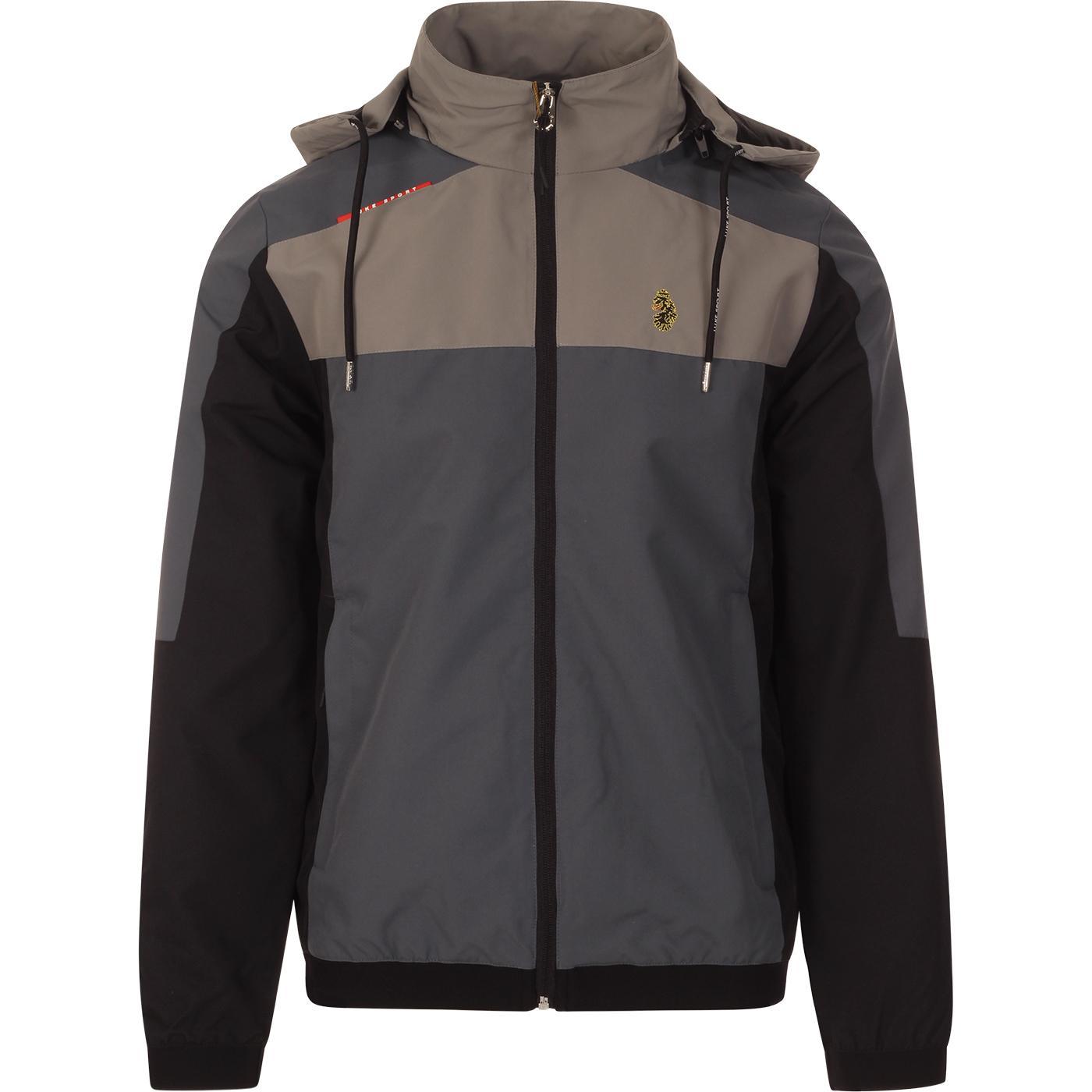 Brownhills Benyon LUKE Sport Retro Hooded Jacket M