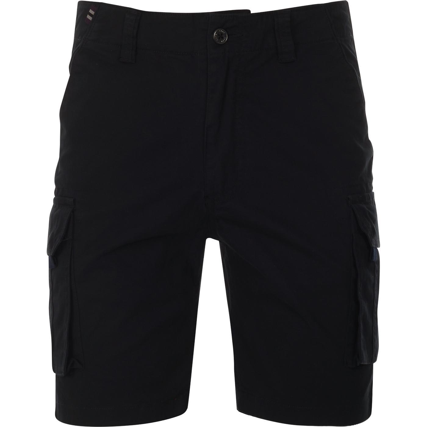 Cango LUKE Men's Retro Indie Cargo Shorts N
