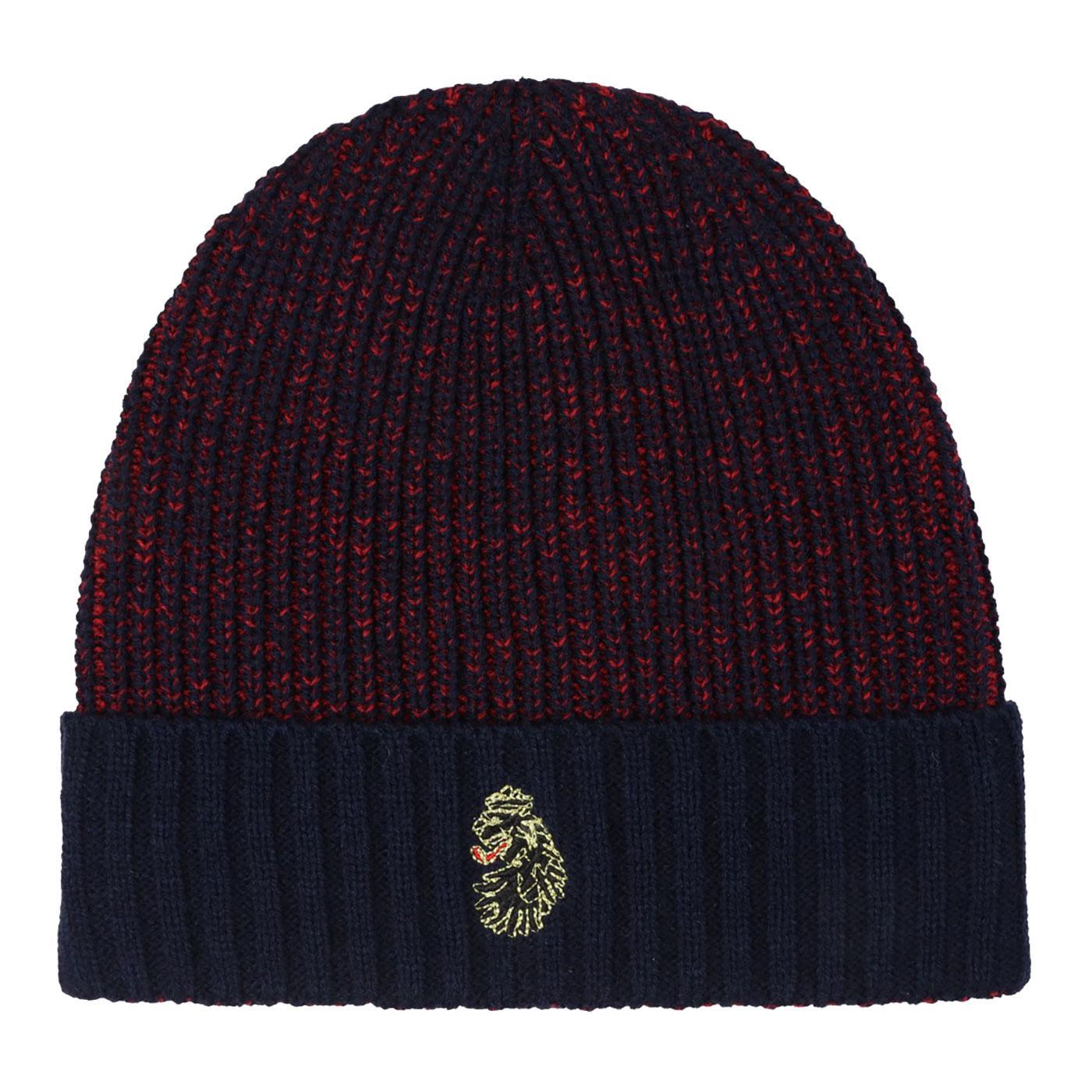 Como LUKE 1977 Sports Rib Knitted Beanie Hat DN