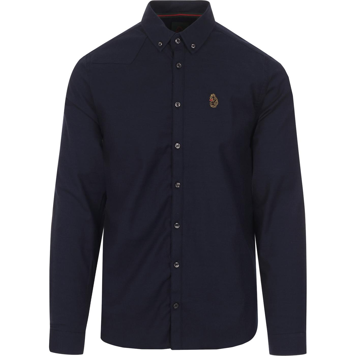 Cuftwill LUKE Mod Tailored Fit Button Down Shirt