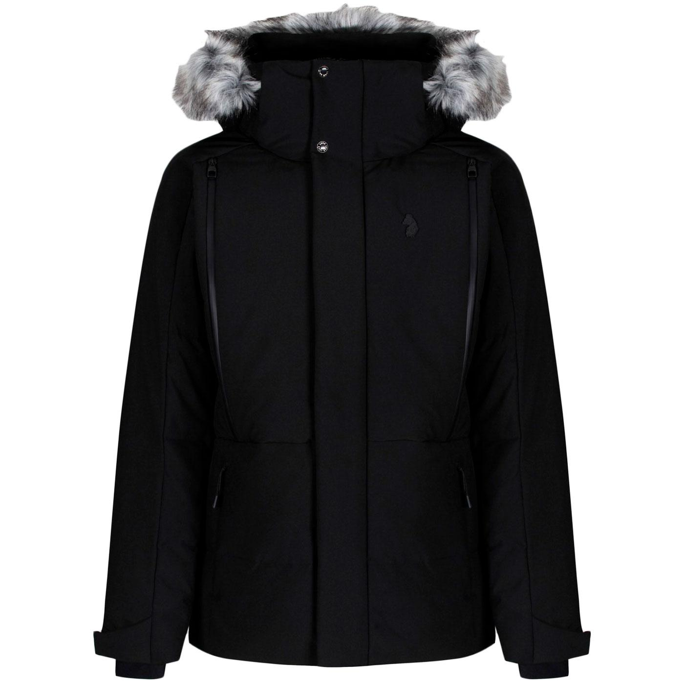 Four In Every Port LUKE 1977 Padded Parka Jacket