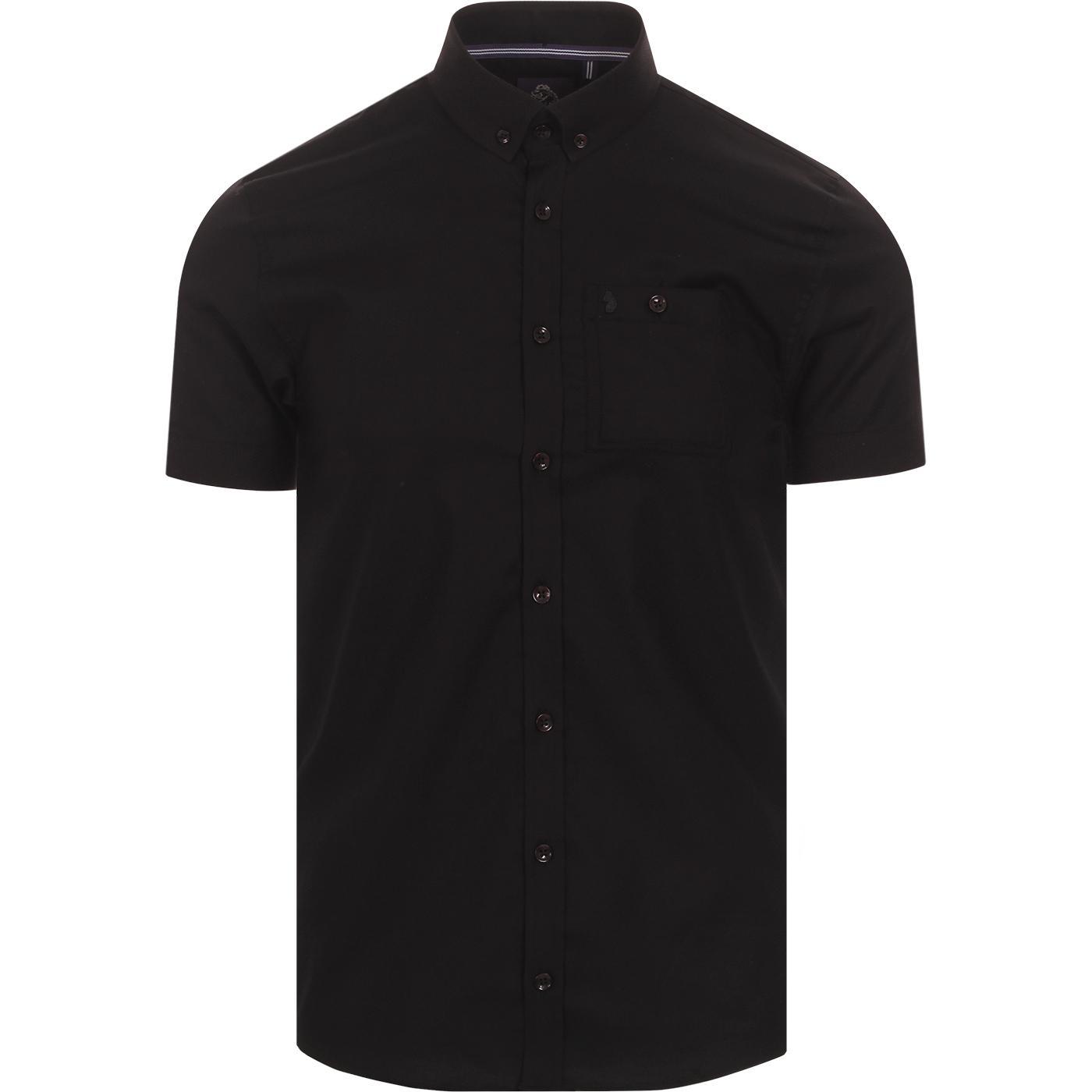 Shirts & Giggles LUKE Texture Collar Oxford Shirt