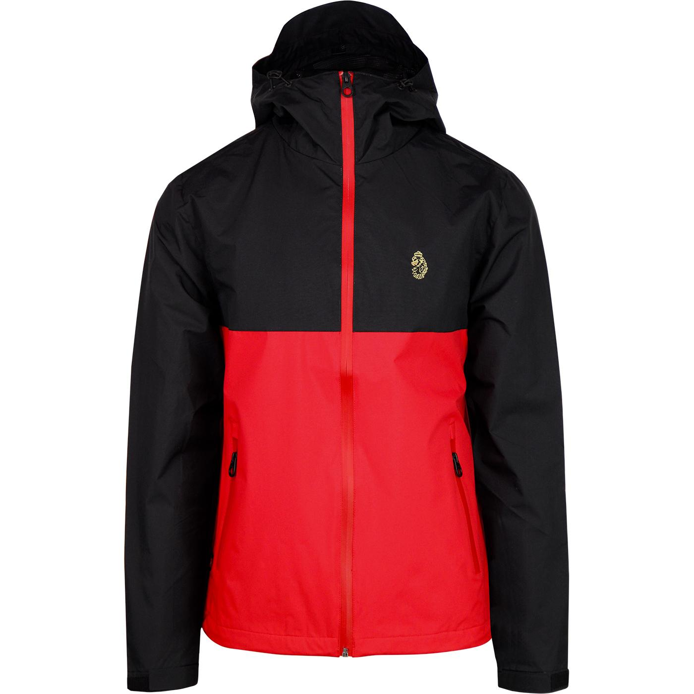 Strada LUKE Retro Colour Block Hooded Jacket (MR)