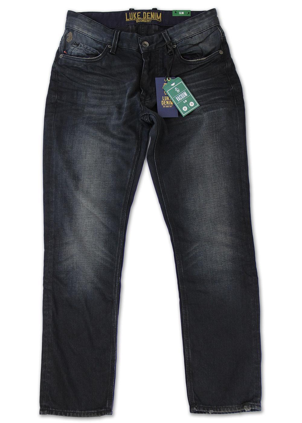 Vacuum LUKE 1977 Retro Wash Slim Fit Jeans (BY)